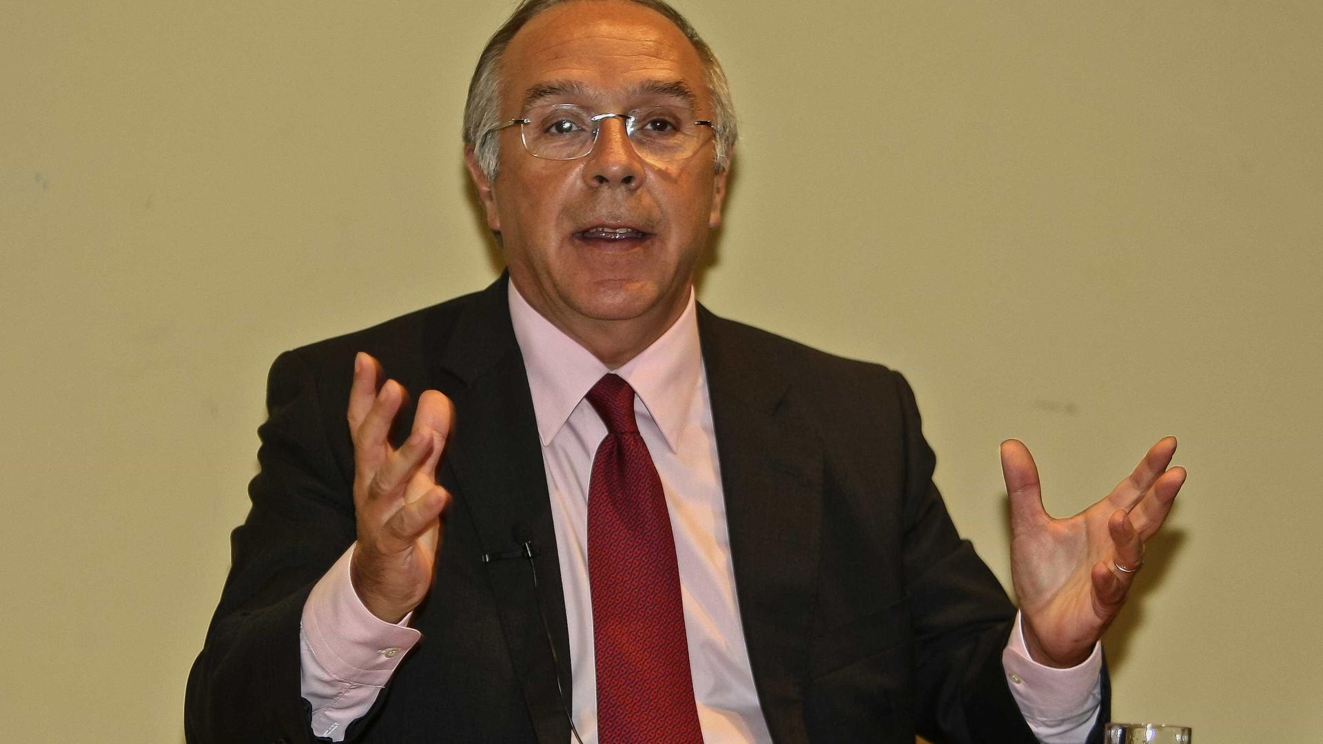 """Os """"quatro pecados capitais"""" de Bruno de Carvalho"""