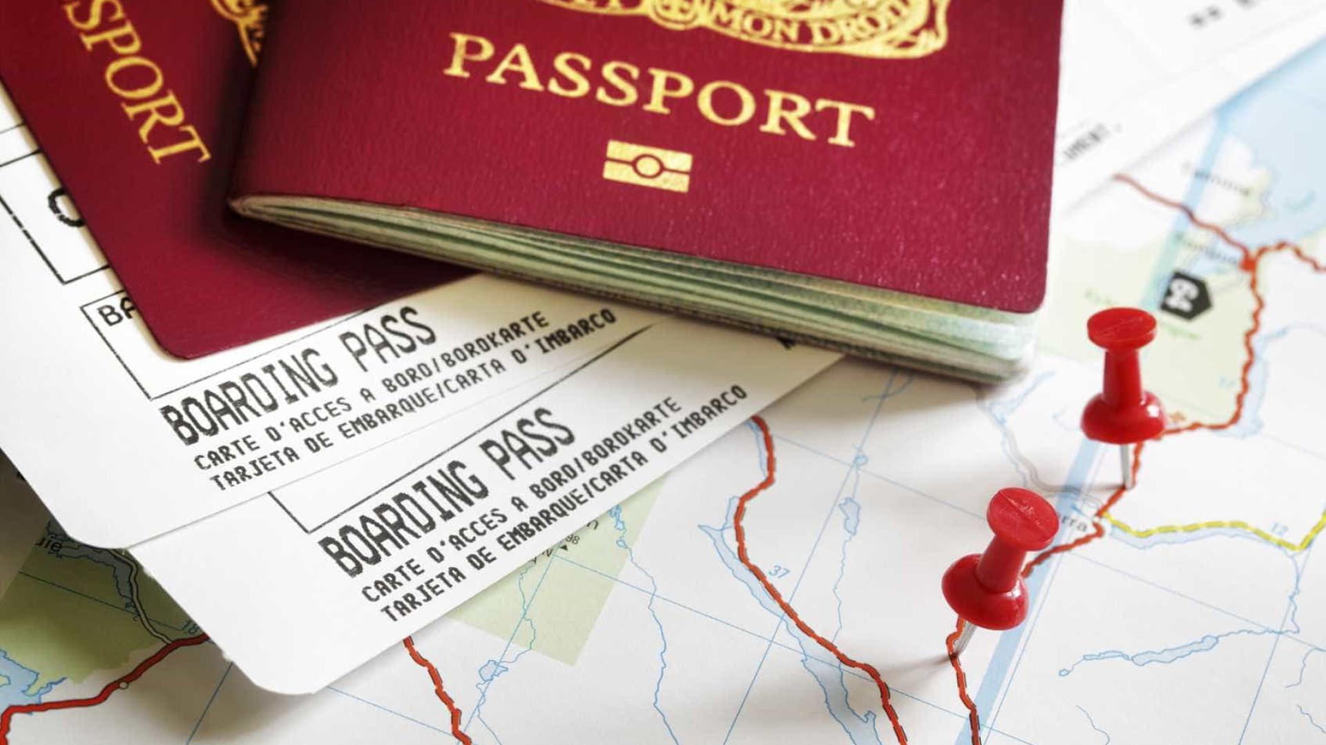 Portugal sobe uma posição na lista dos passaportes mais poderosos do mundo