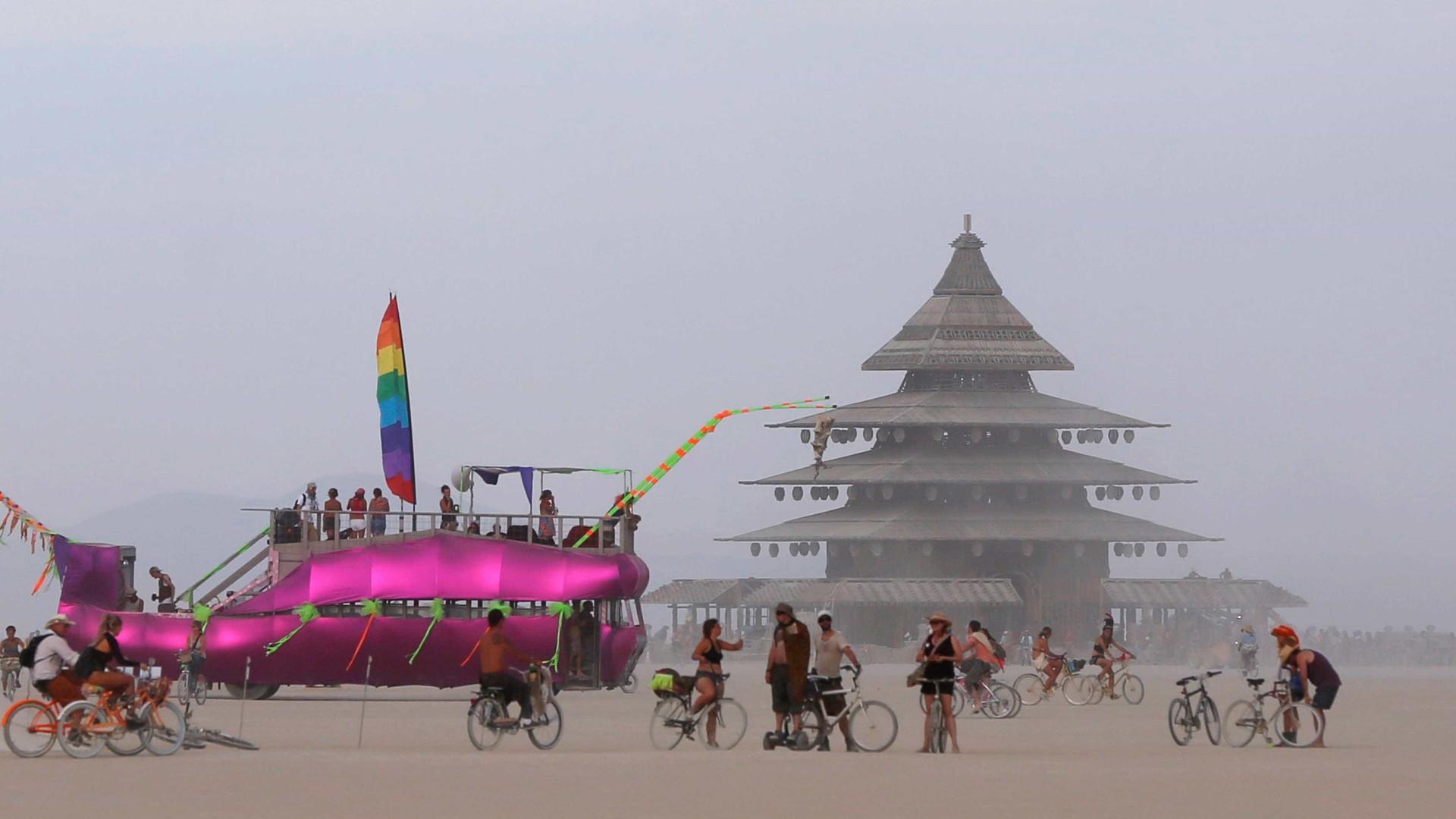 Associação de Góis apoiado pelo festival americano Burning Man
