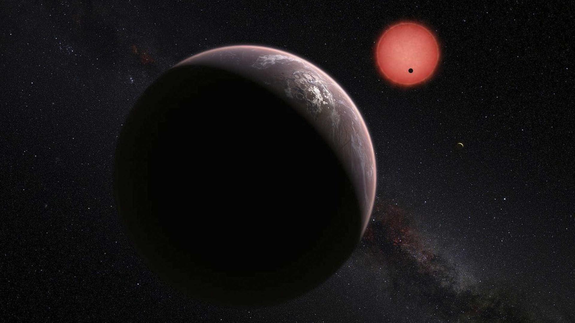 Planetas 'órfãos' que vagueiam pela galáxia podem ter vida alienígena