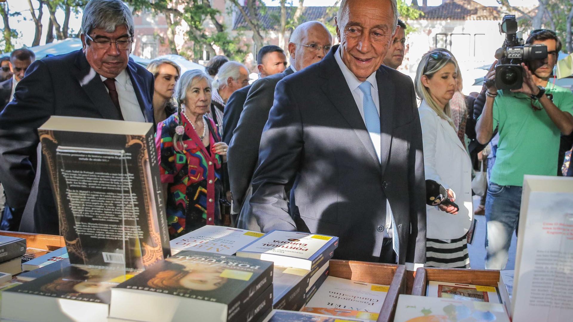 Festa do Livro regressa ao Palácio de Belém já esta semana