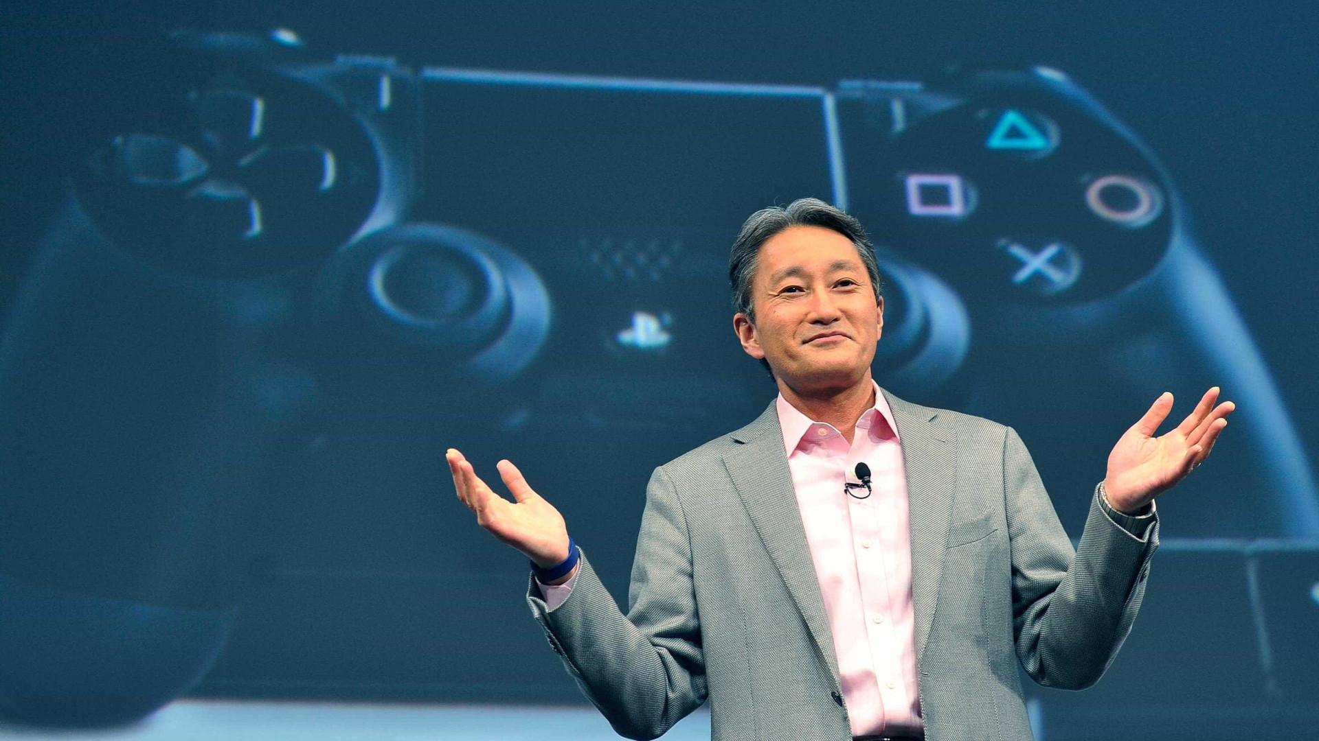 Kenichirō Yoshida vai ser o novo presidente da Sony