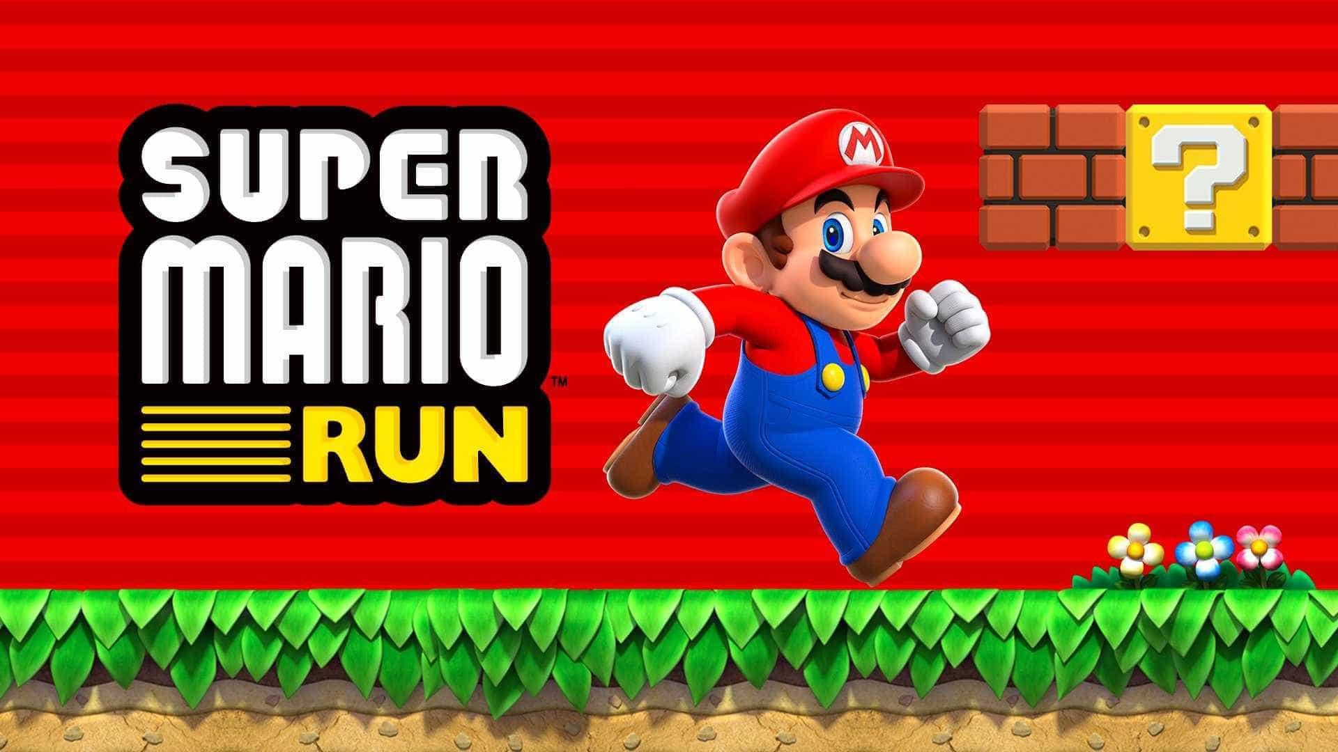 'Super Mario' está quase a chegar ao Android