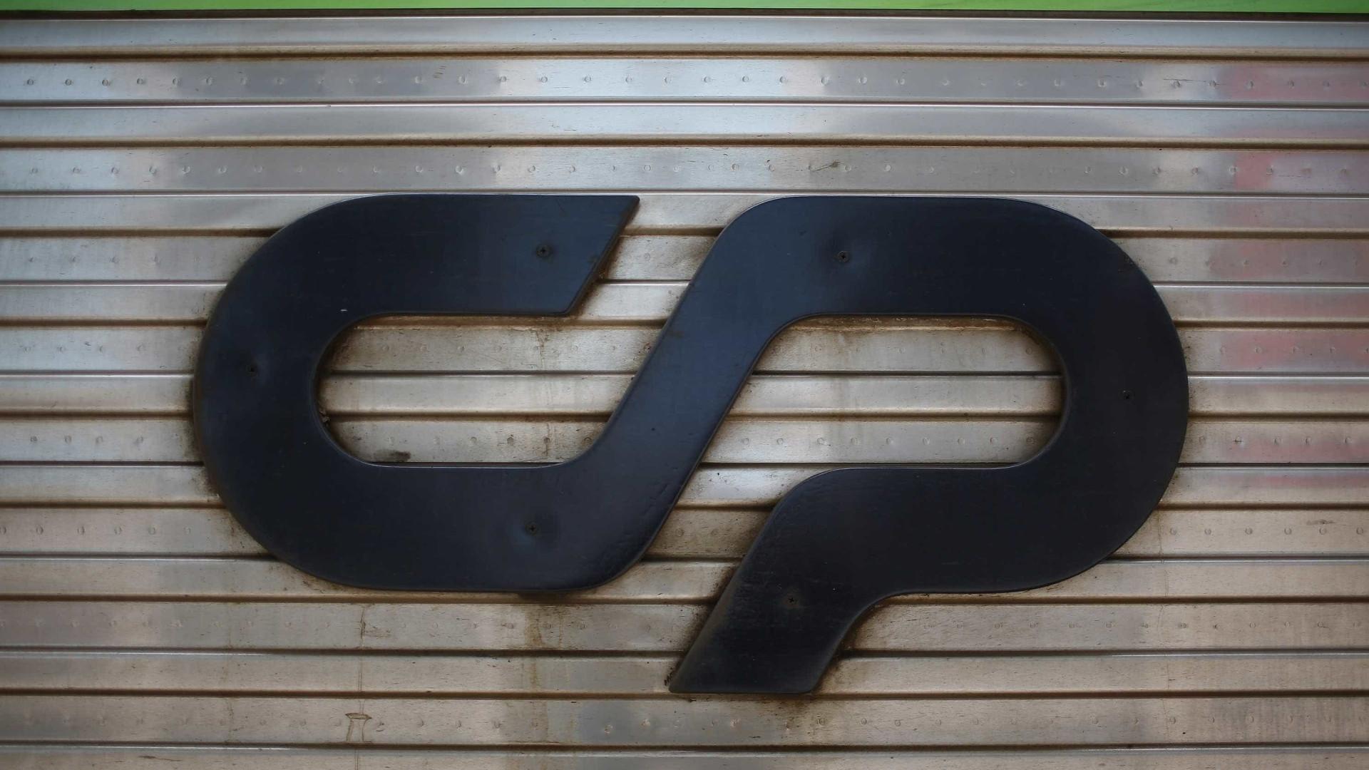 Passageiros transportados pela CP aumentam cerca de 6,3% até março