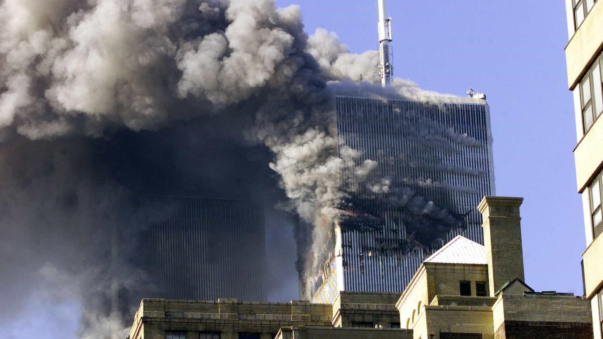 Suspeito dos atentados de 11 de Setembro nos EUA detido
