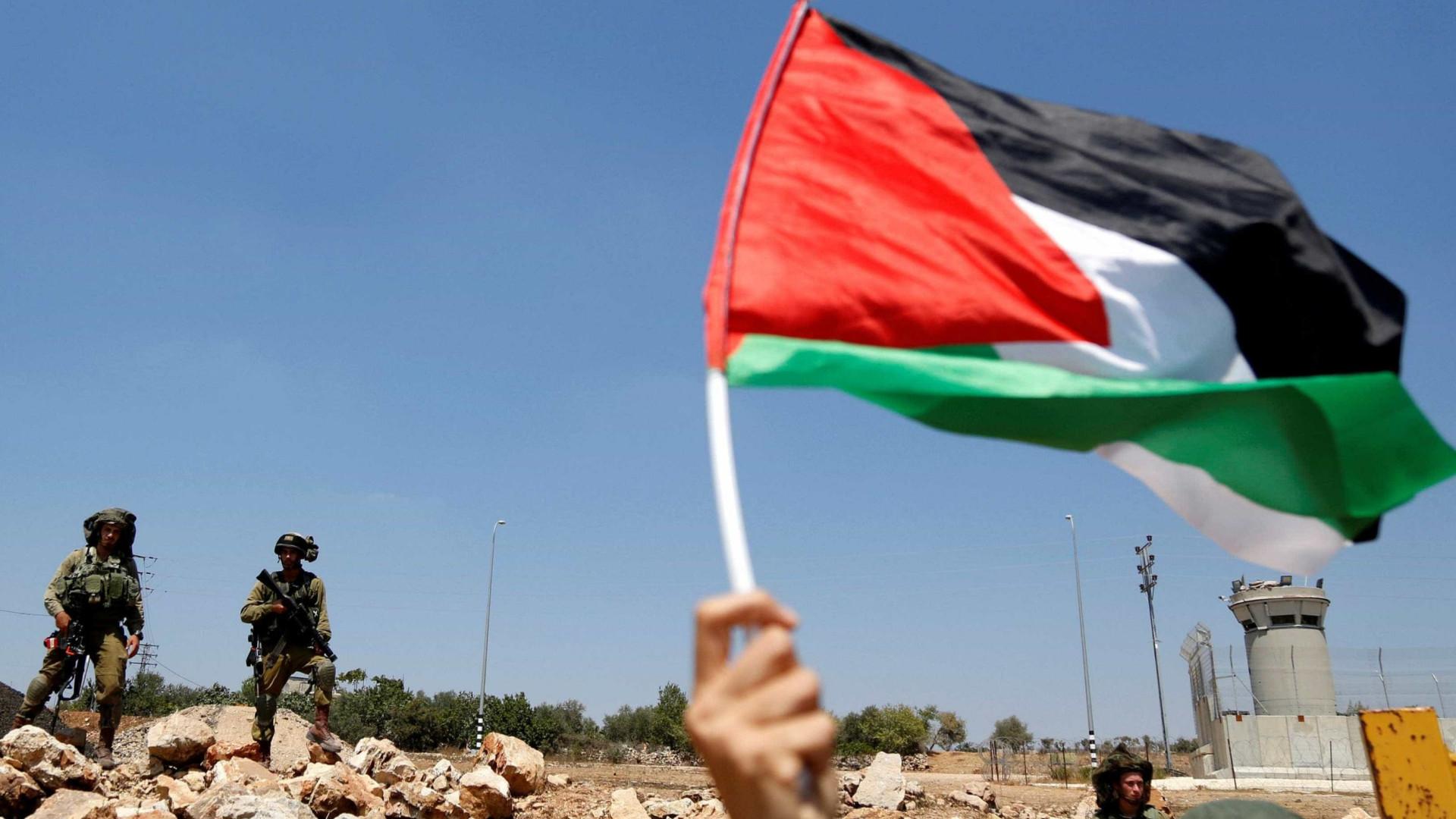 Dois palestinianos mortos na Faixa de Gaza por tiros israelitas