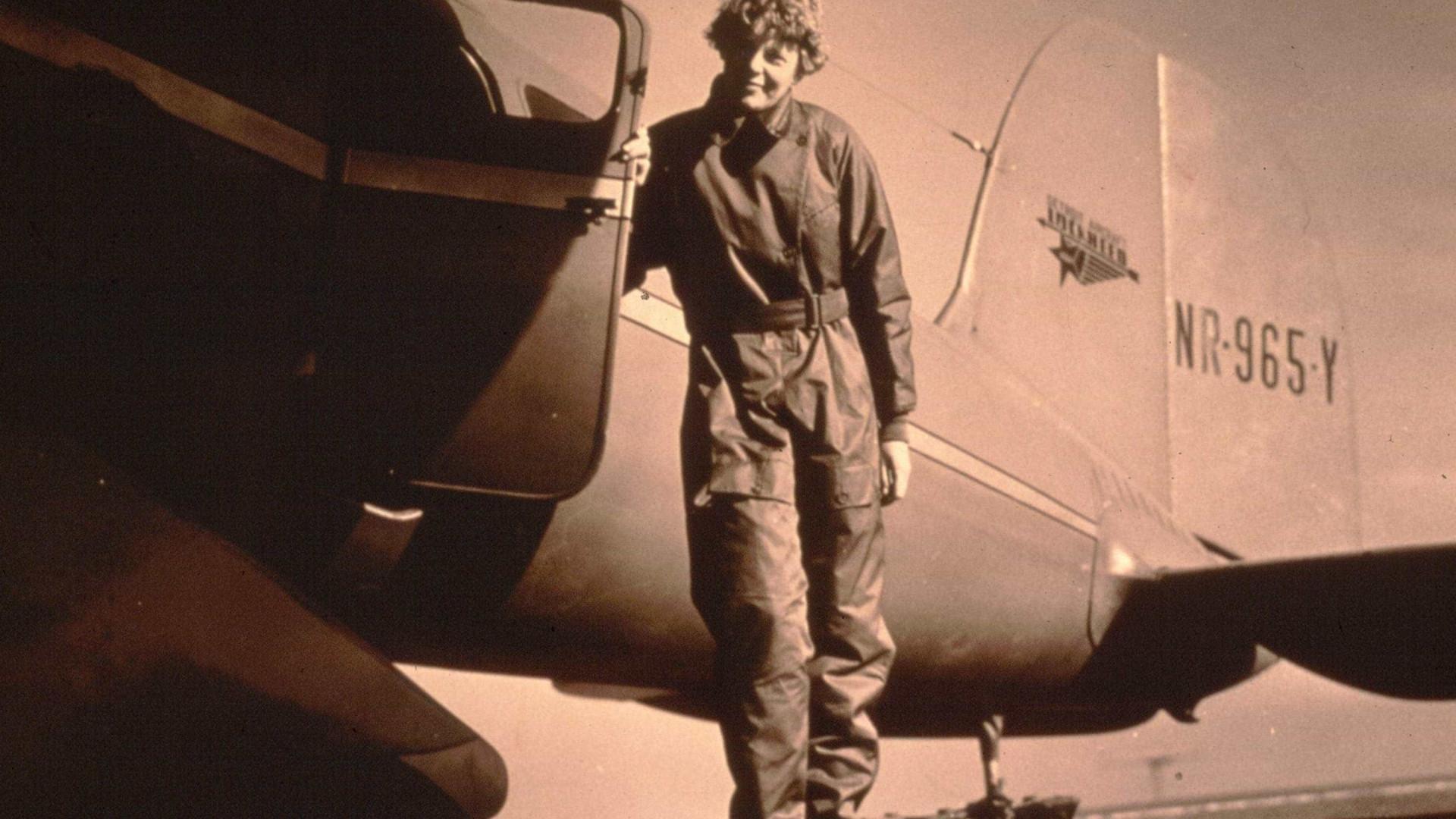 Afinal, terão sido encontrados os ossos de Amelia Earhart?