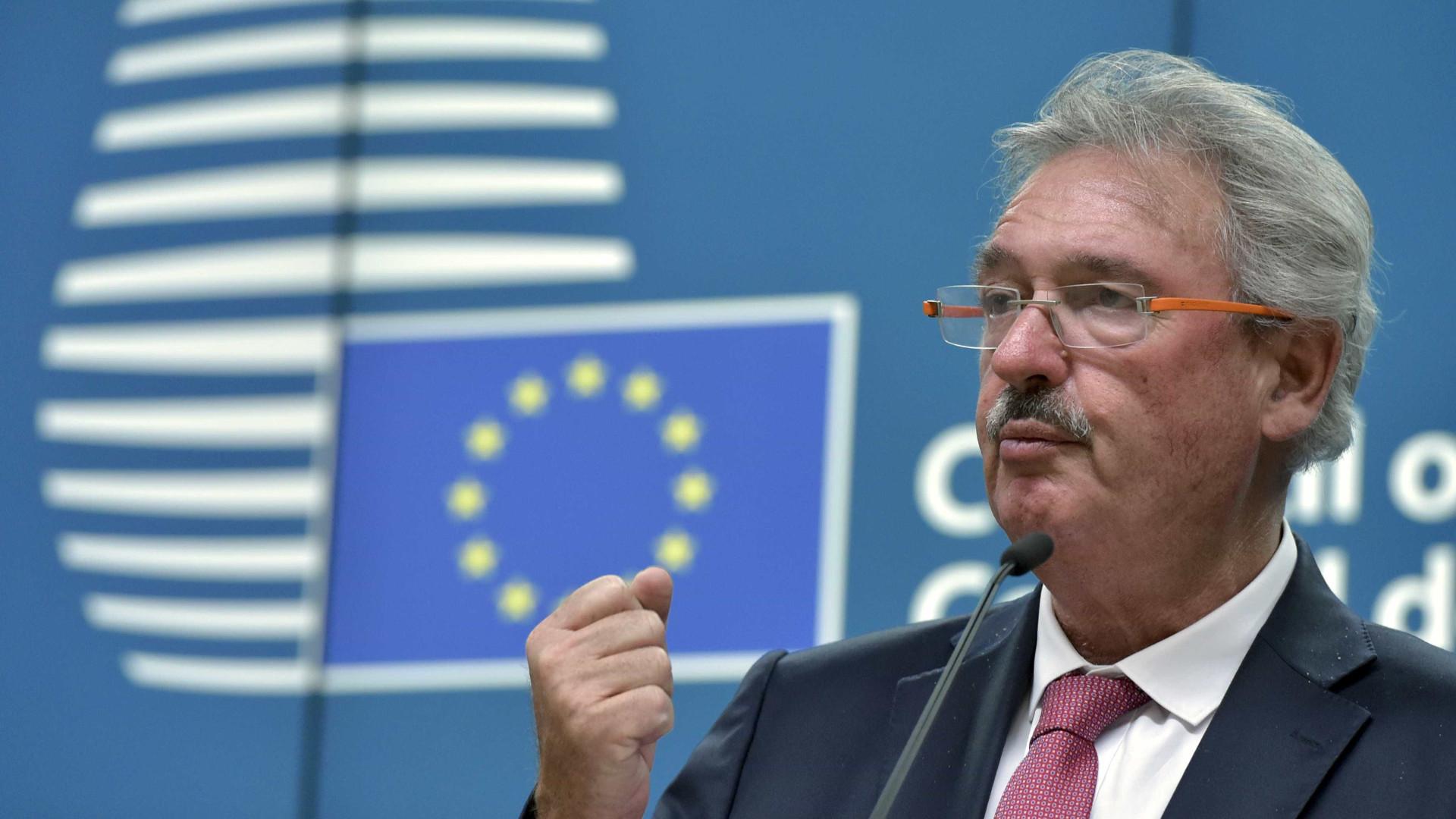 """Visita de um Presidente português ao Luxemburgo """"é sempre uma festa"""""""