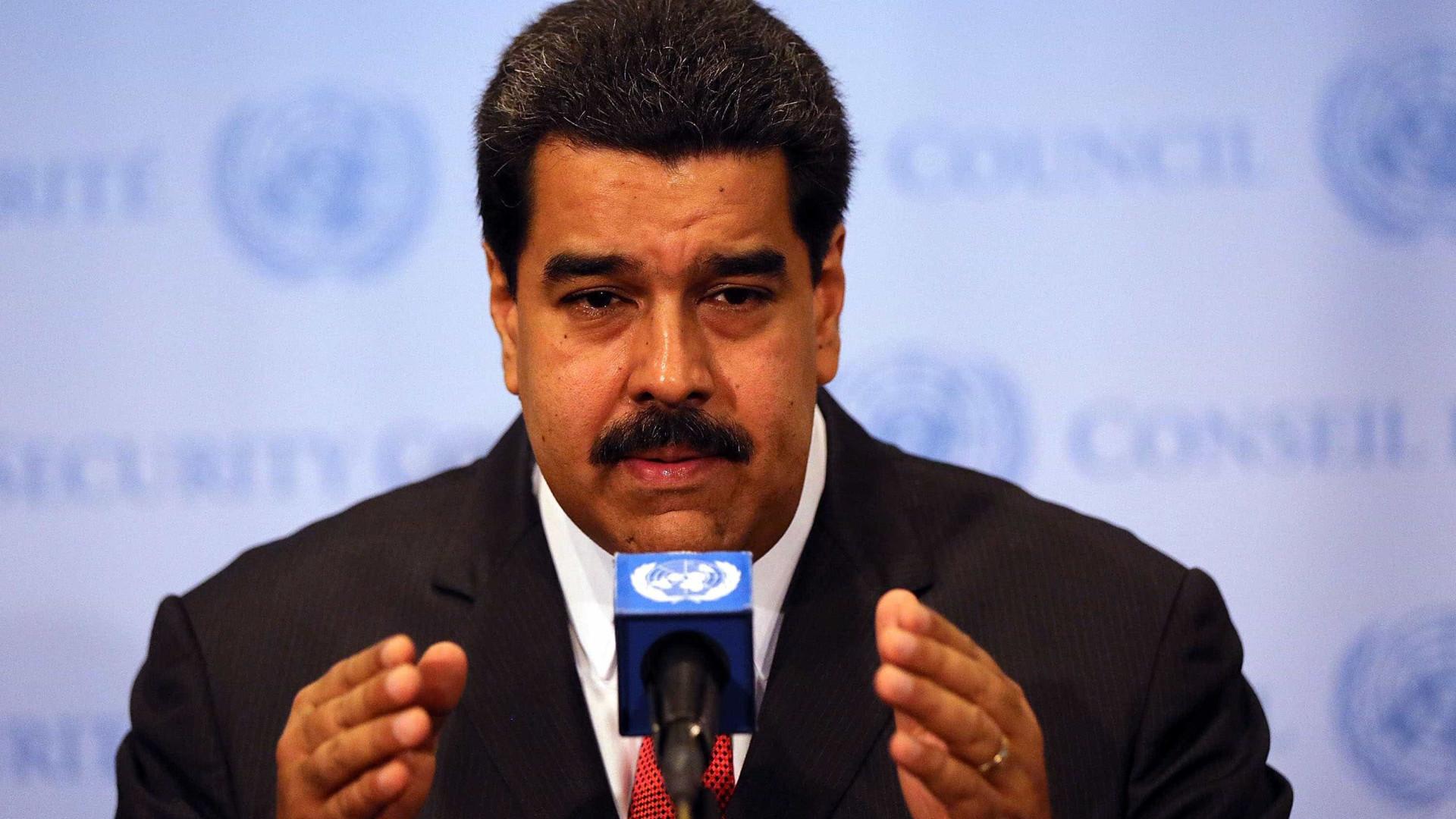 Maduro convoca venezuelanos a assinarem acordo recusado pela oposição