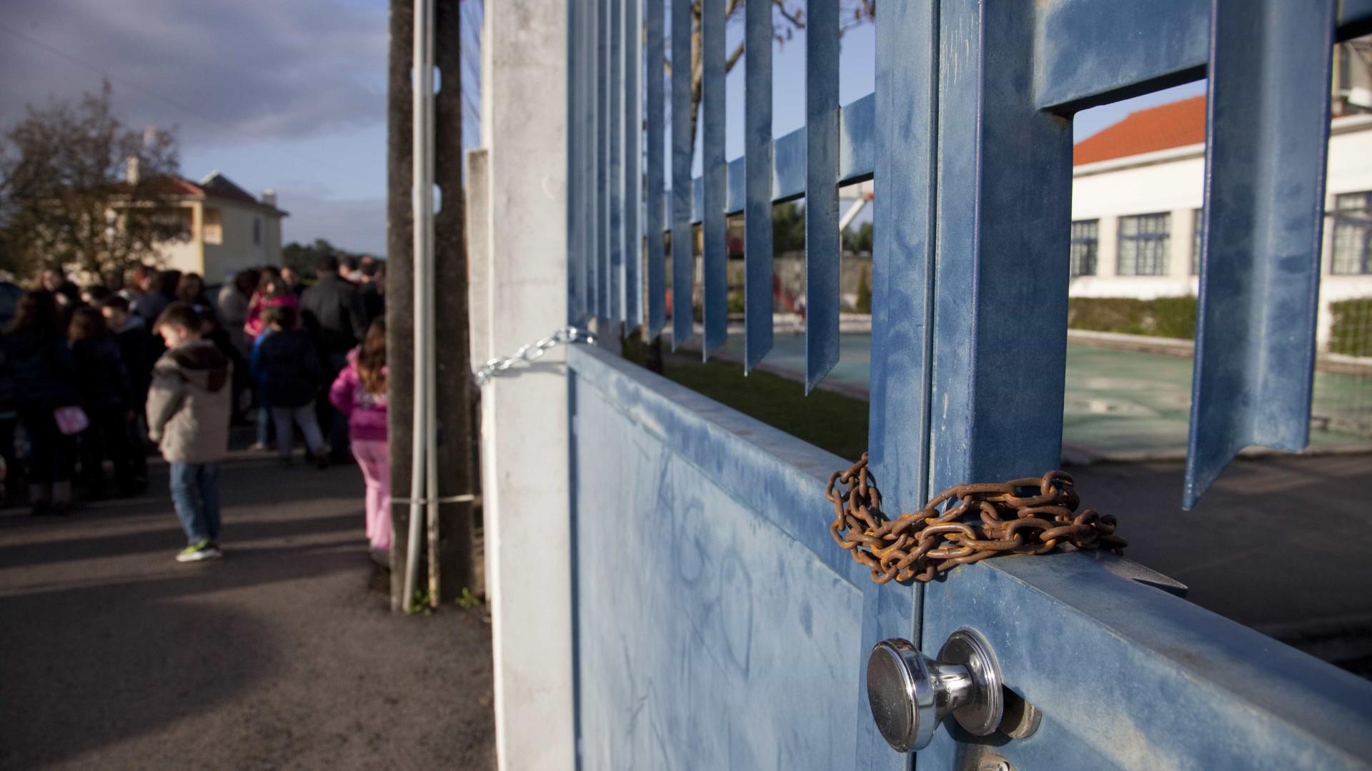 """Várias escolas fechadas no Porto devido a adesão """"esmagadora"""" à greve"""