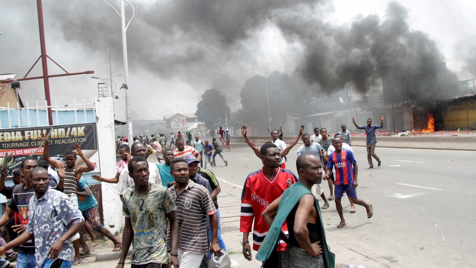 Violência interétnica na RDCongo mata pelo menos 41 pessoas