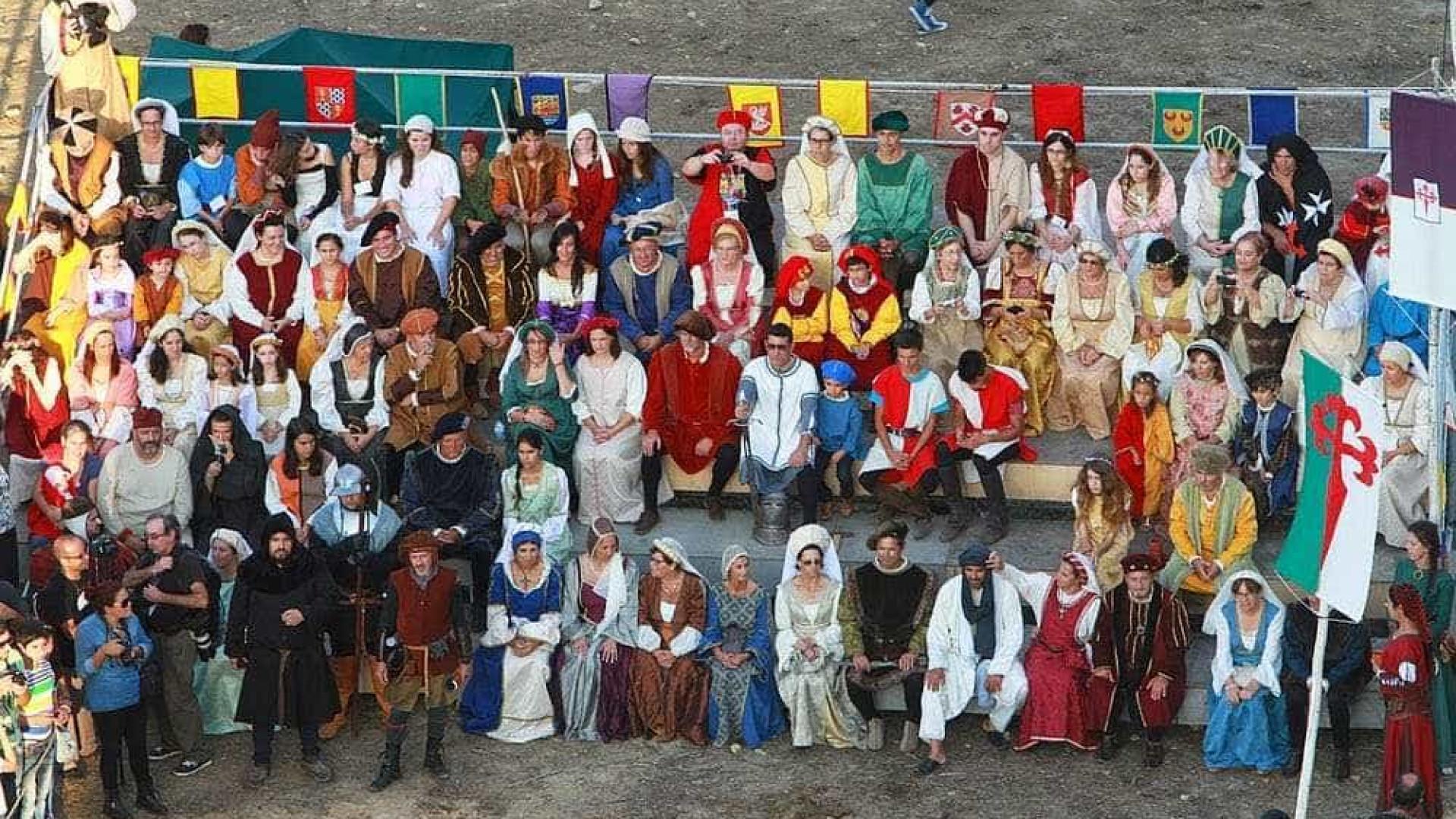 Casar como na Idade Média? Na Viagem Medieval da Feira será possível