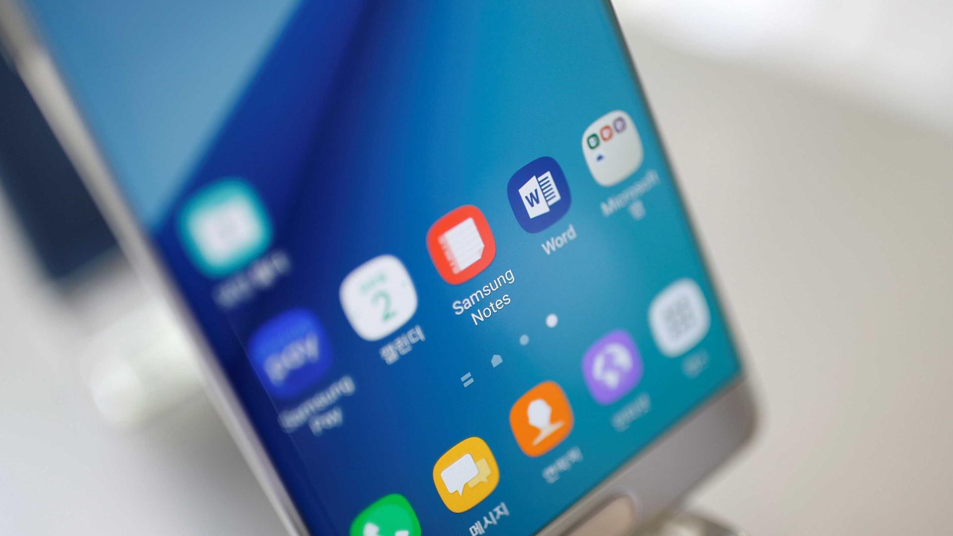 Grupo de sul-coreanos vai processar Samsung por causa do Galaxy Note 7