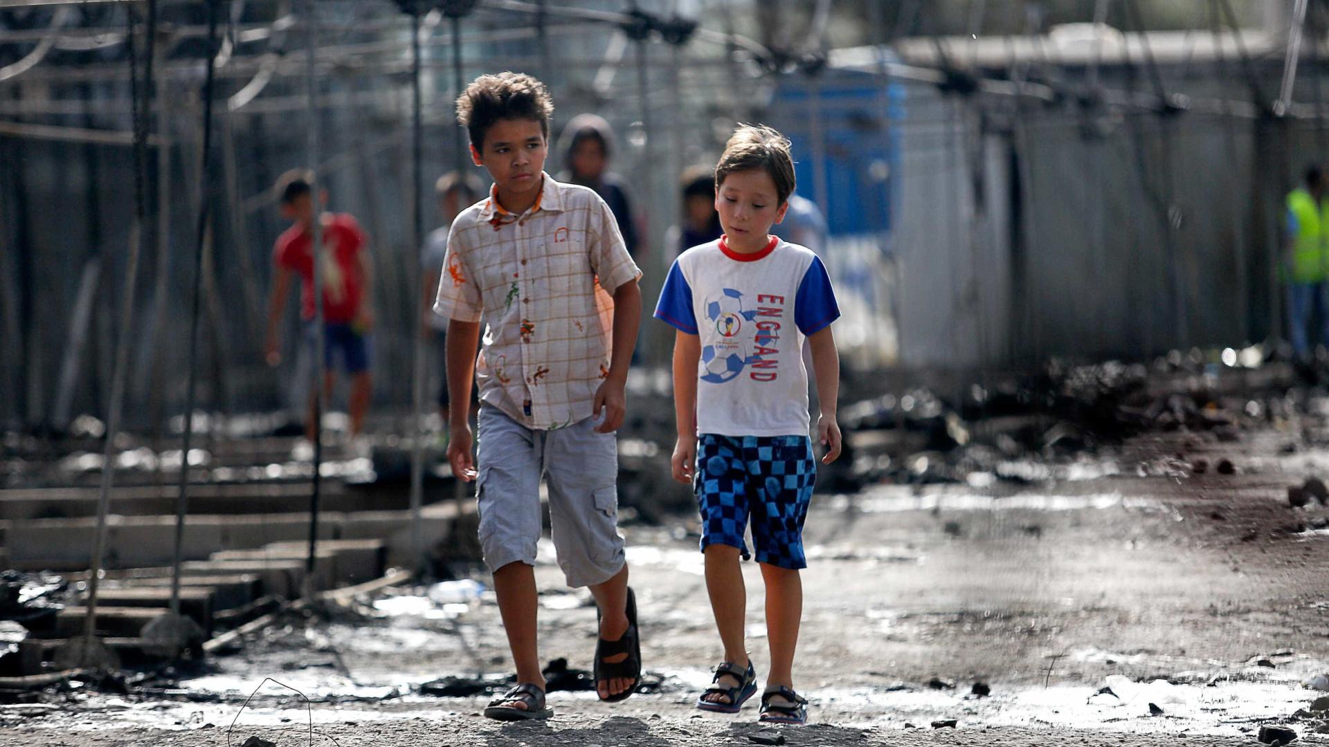 Europa com mais pobres do que em 2010 e 23 milhões são crianças