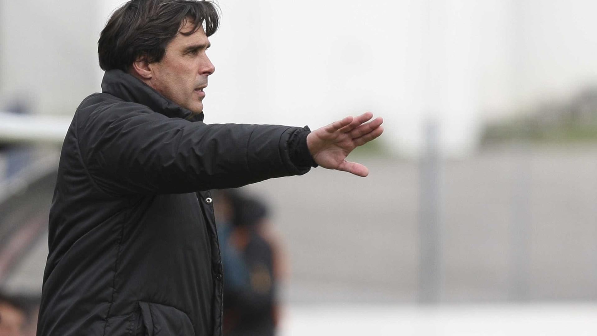 """Treinador do Marítimo à espera de um """"Benfica em dia menos bom"""""""