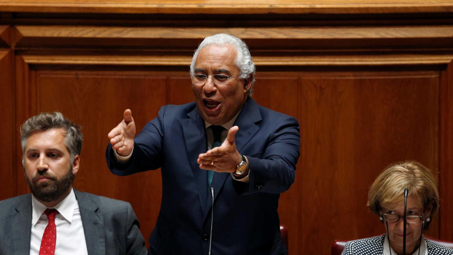 Costa considera regadio uma das maiores reformas estruturais do país