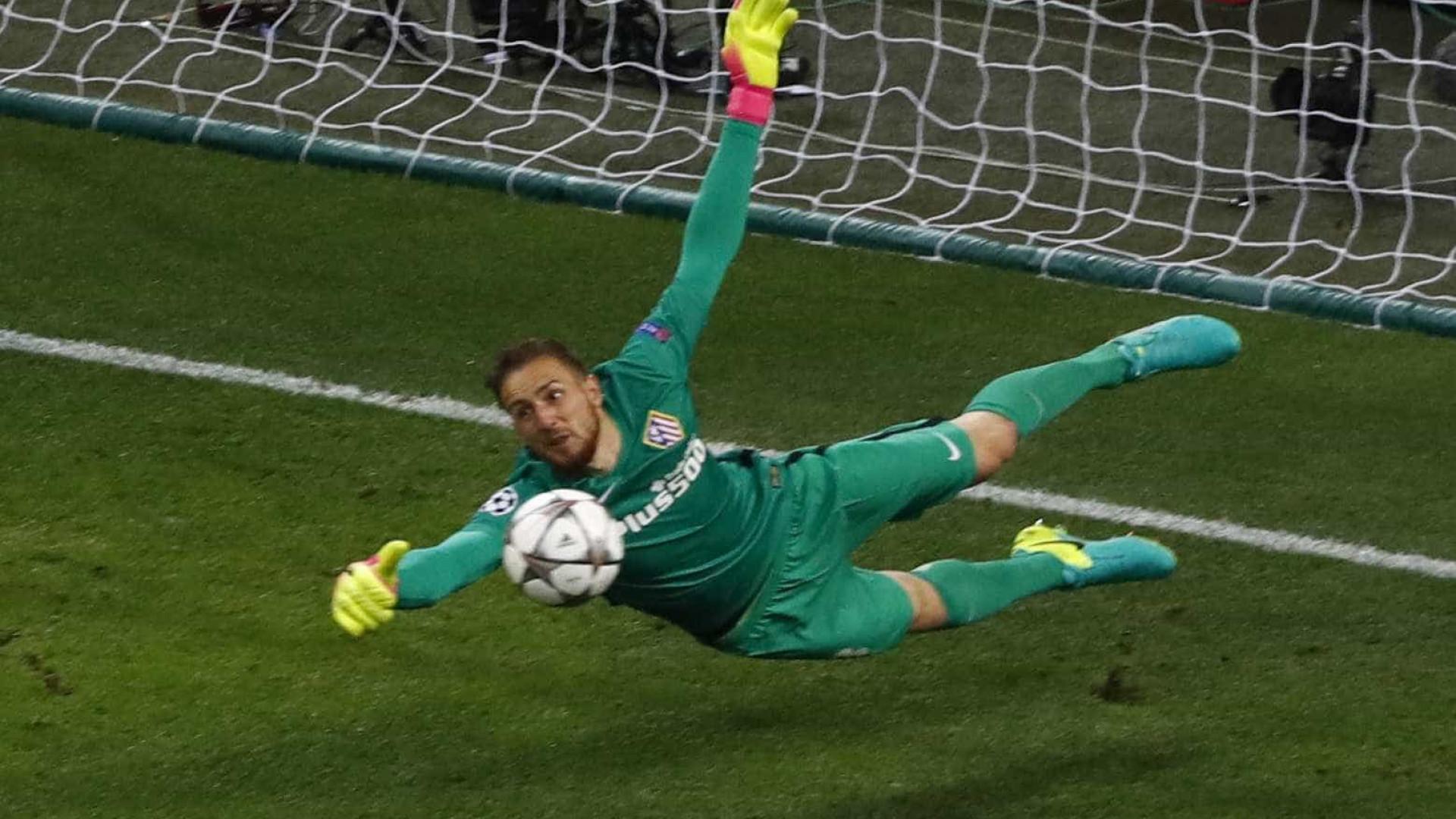 Arsenal sonha com a contratação de Jan Oblak