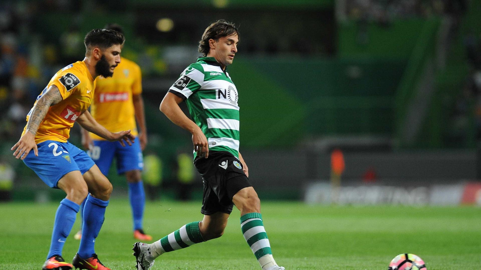 Taça da Liga será oportunidade para Markovic