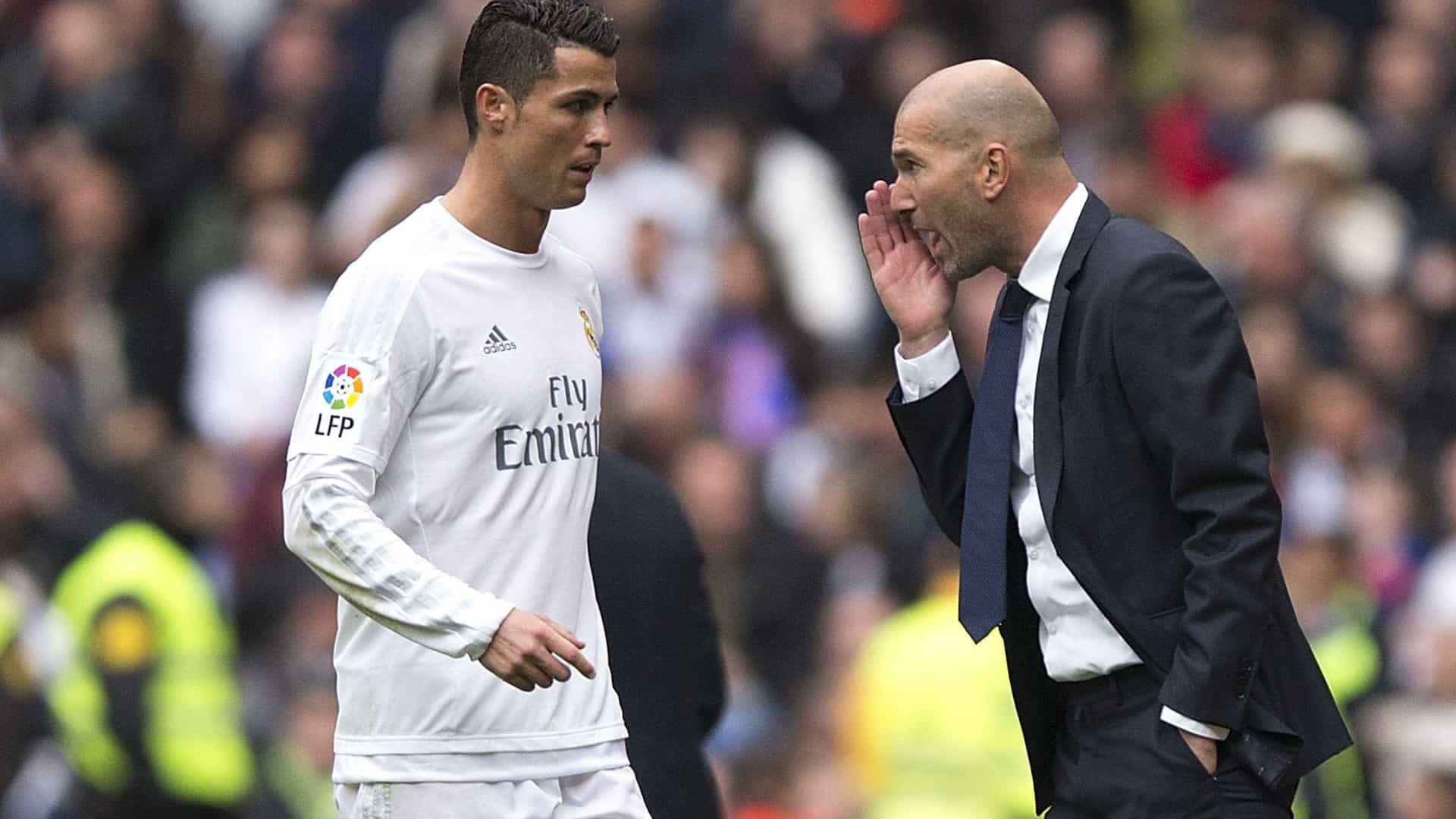 """""""Tenho a certeza de que Ronaldo vai ganhar a Bola de Ouro"""""""