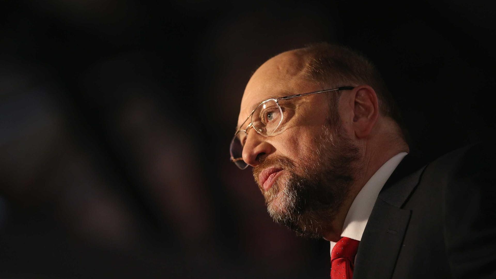 Martin Schulz anuncia abandono imediato da liderança do SPD
