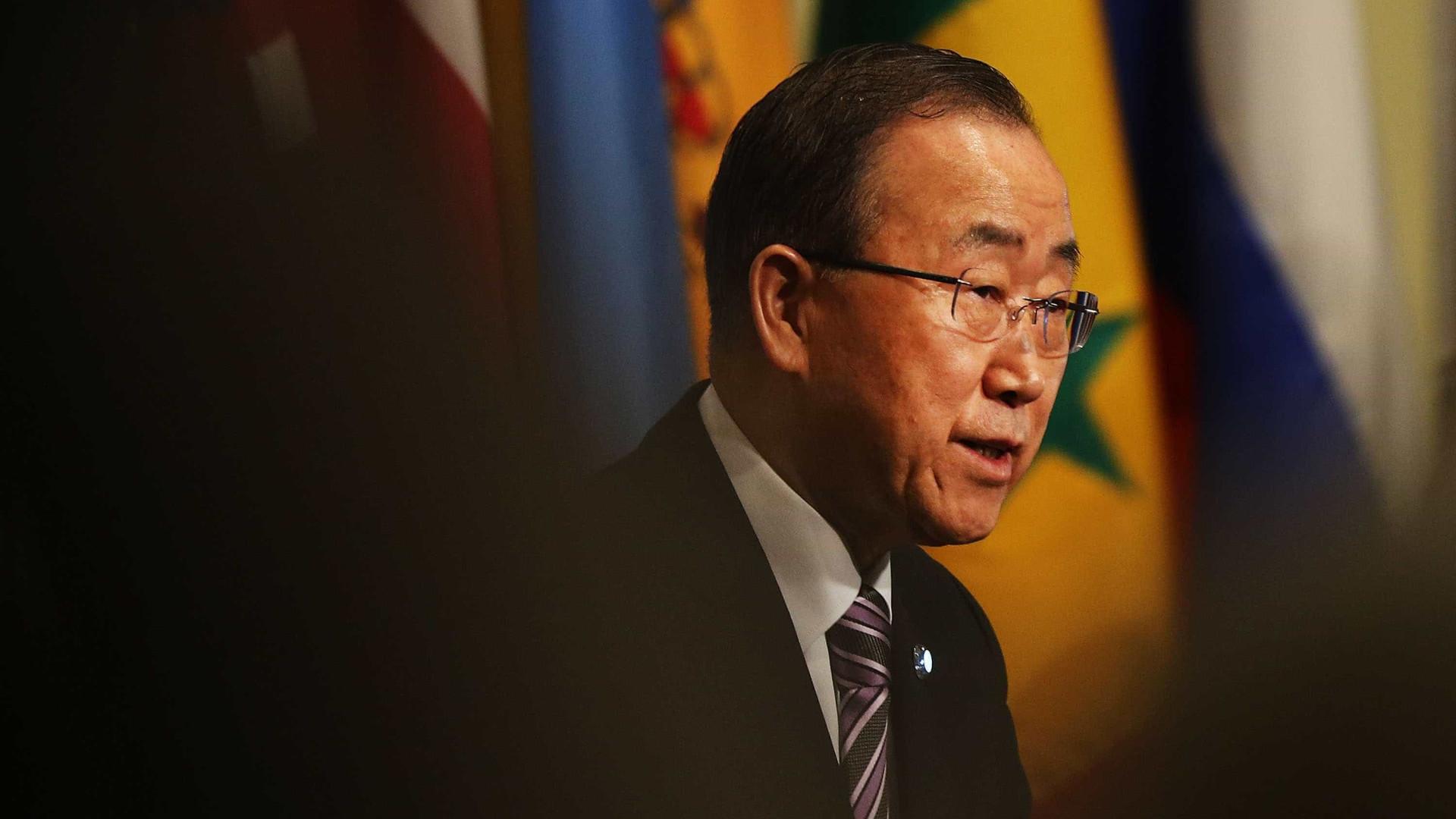 Ban Ki-moon pede desculpa aos haitianos pelo surto de cólera de 2010