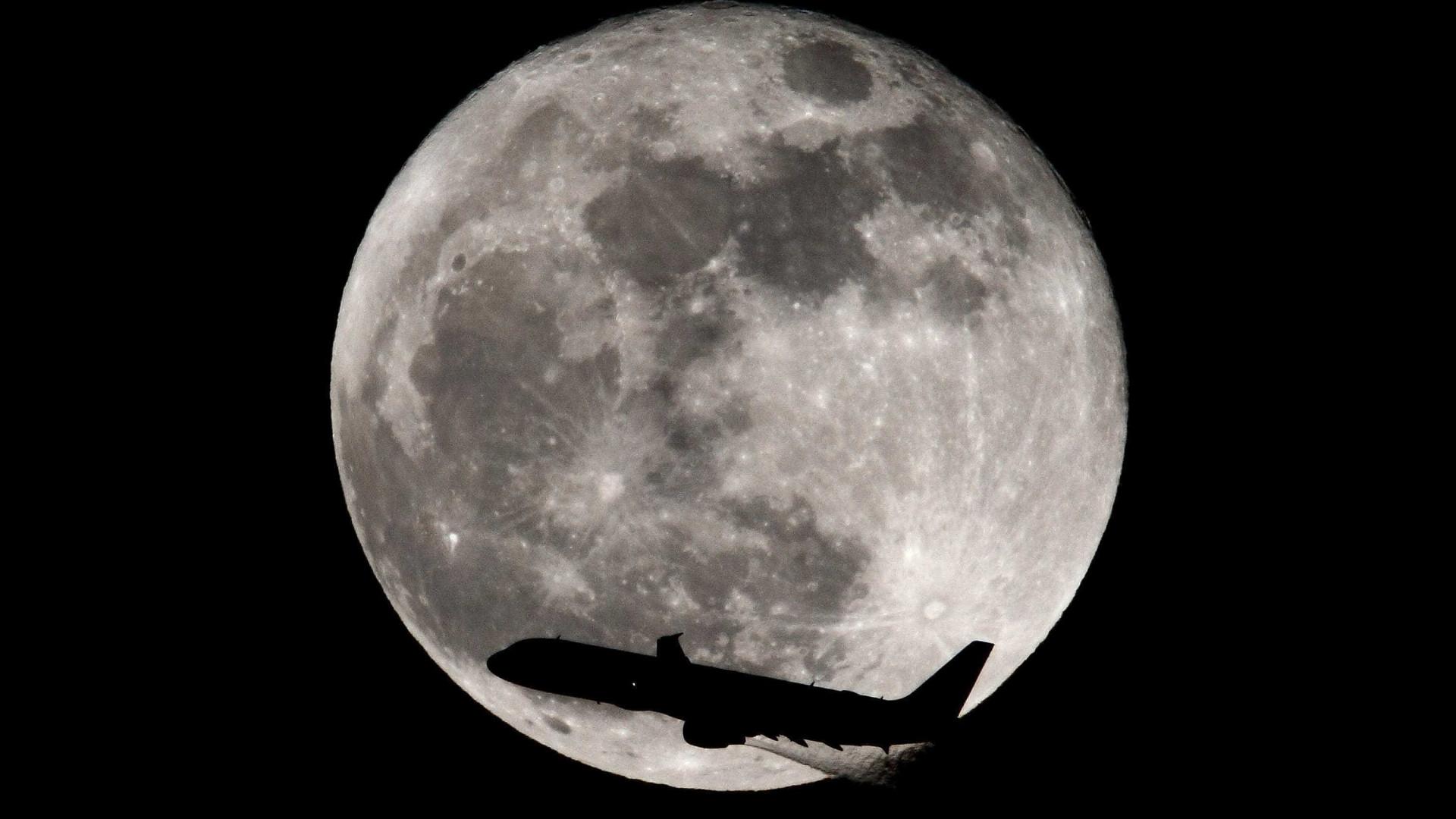 Esta segunda-feira há eclipse da Lua