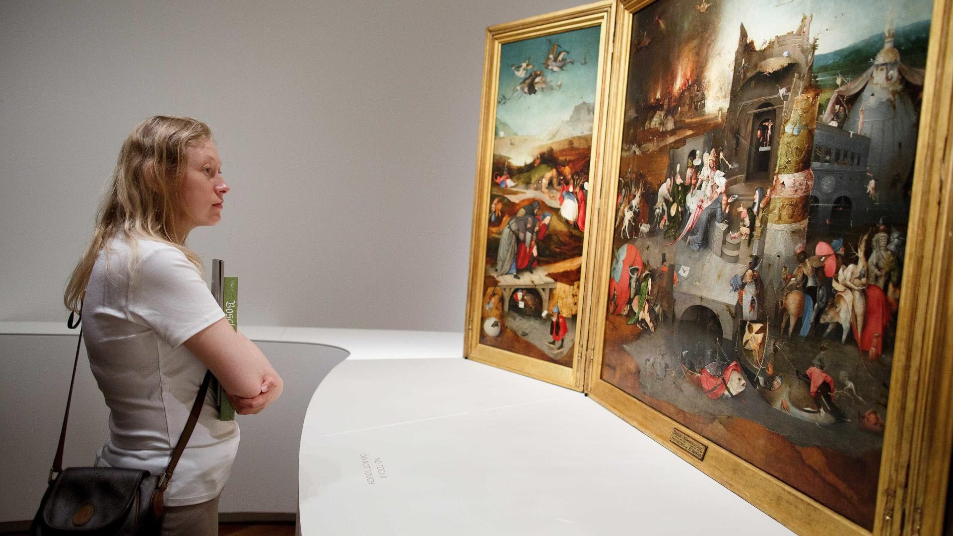 Museu de Arte Antiga acolhe conferência sobre exposição de Bosch