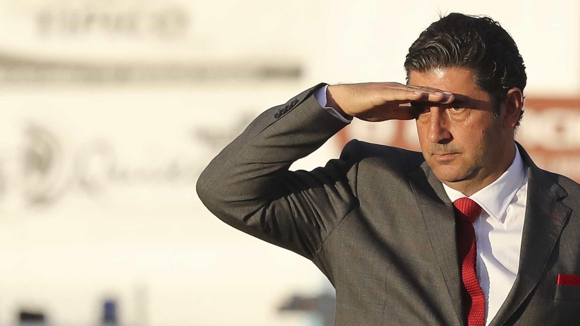 Benfica procura primeiro triunfo na presente edição da 'Champions'