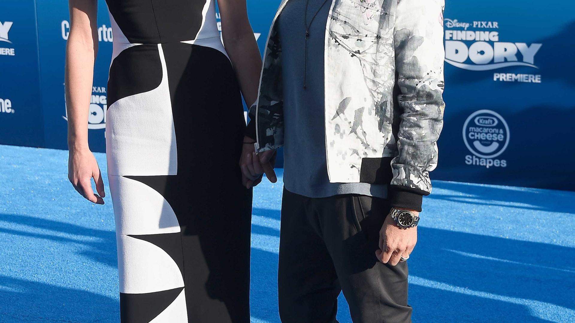 Ellen DeGeneres e Portia de Rossi comemoram nove anos de casamento