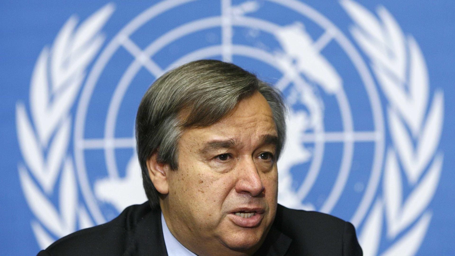 """Guterres apela contra a """"normalização do ódio"""""""