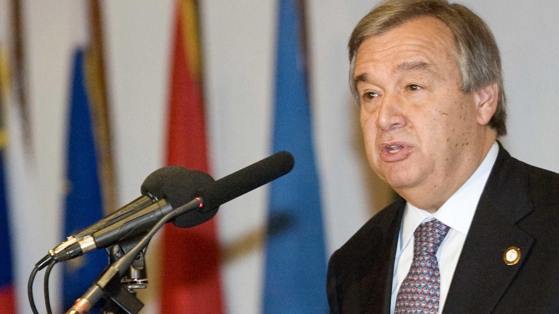 Guterres recebe Honoris Causa em Madrid por liderança no ACNUR