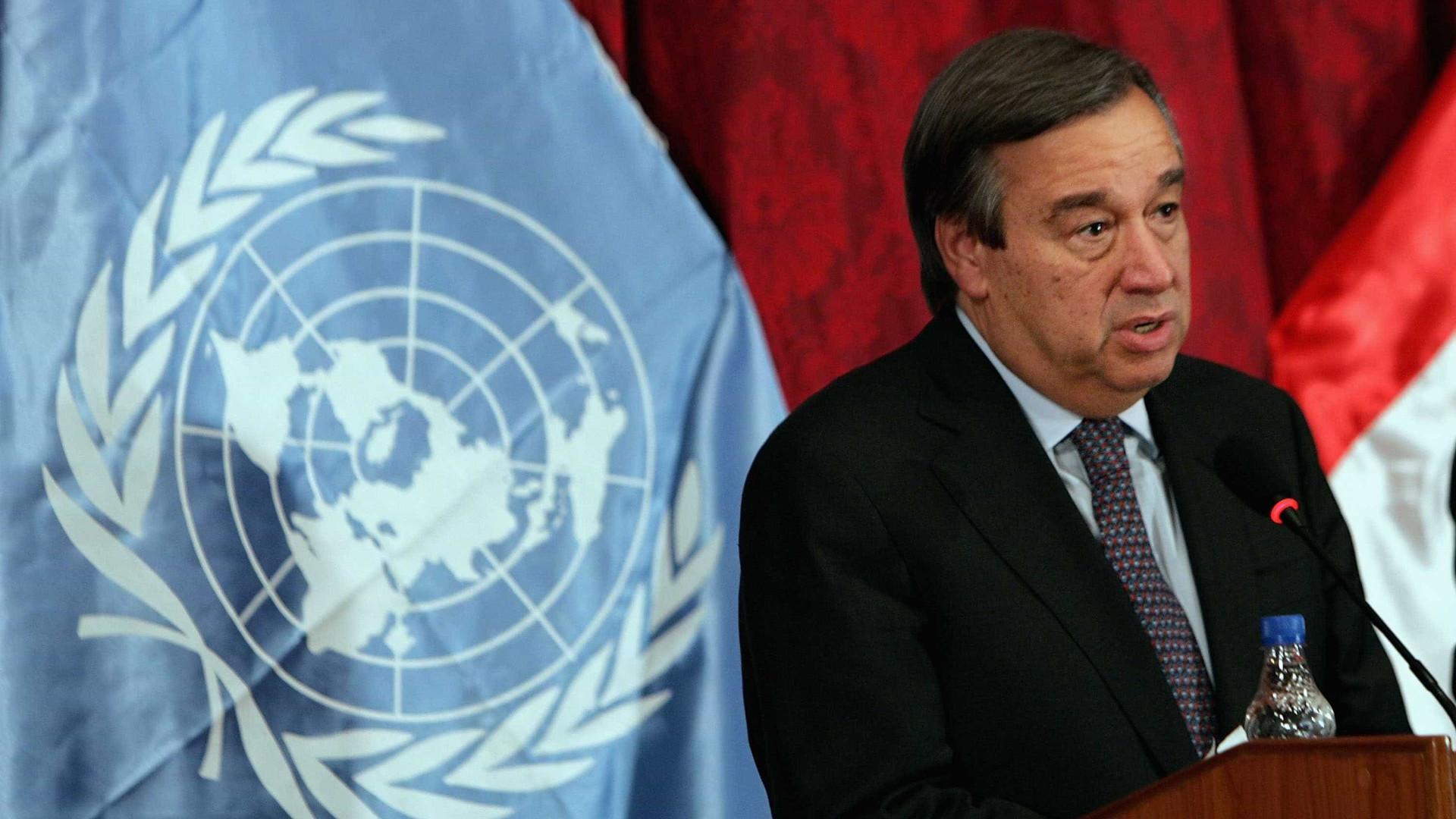 Agora, sim, é oficial: Guterres aclamado como secretário-geral da ONU