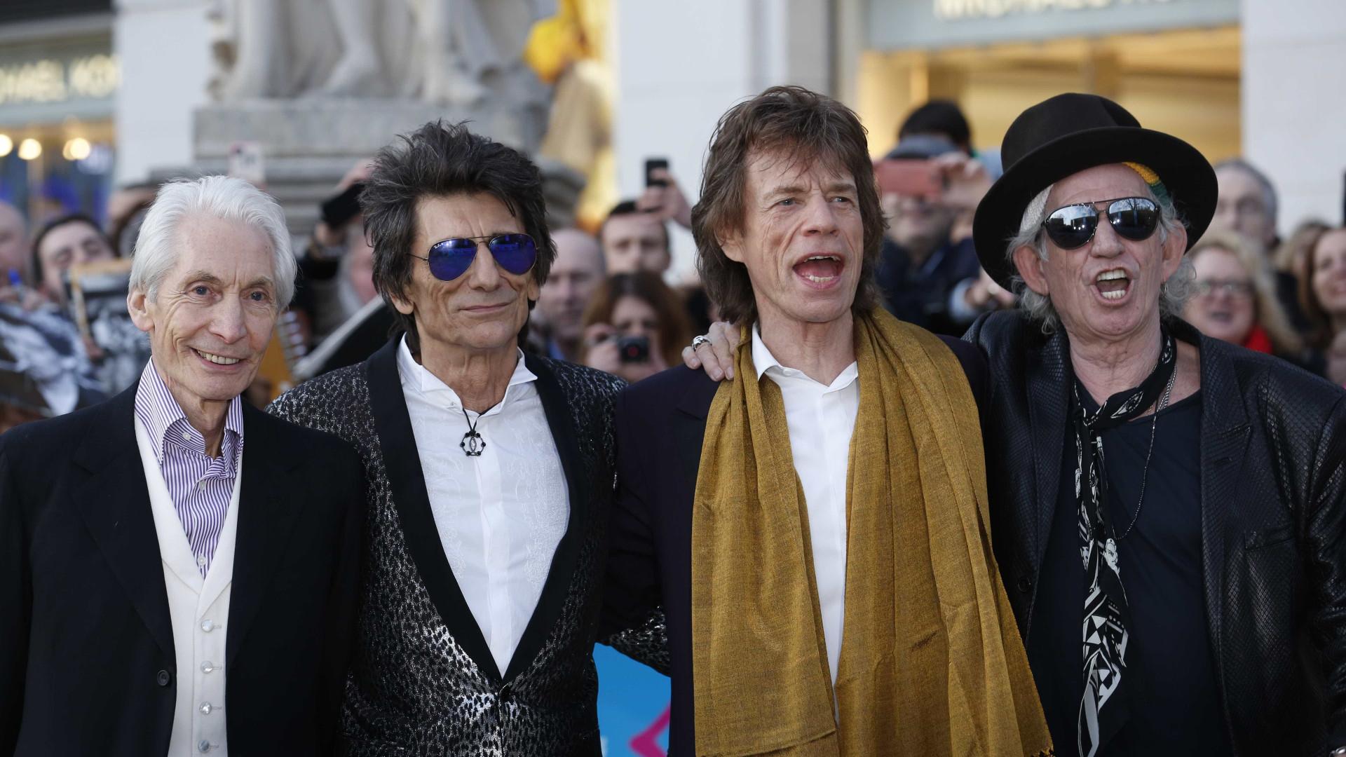 Mick Jagger critica reforma judicial polaca num concerto em Varsóvia