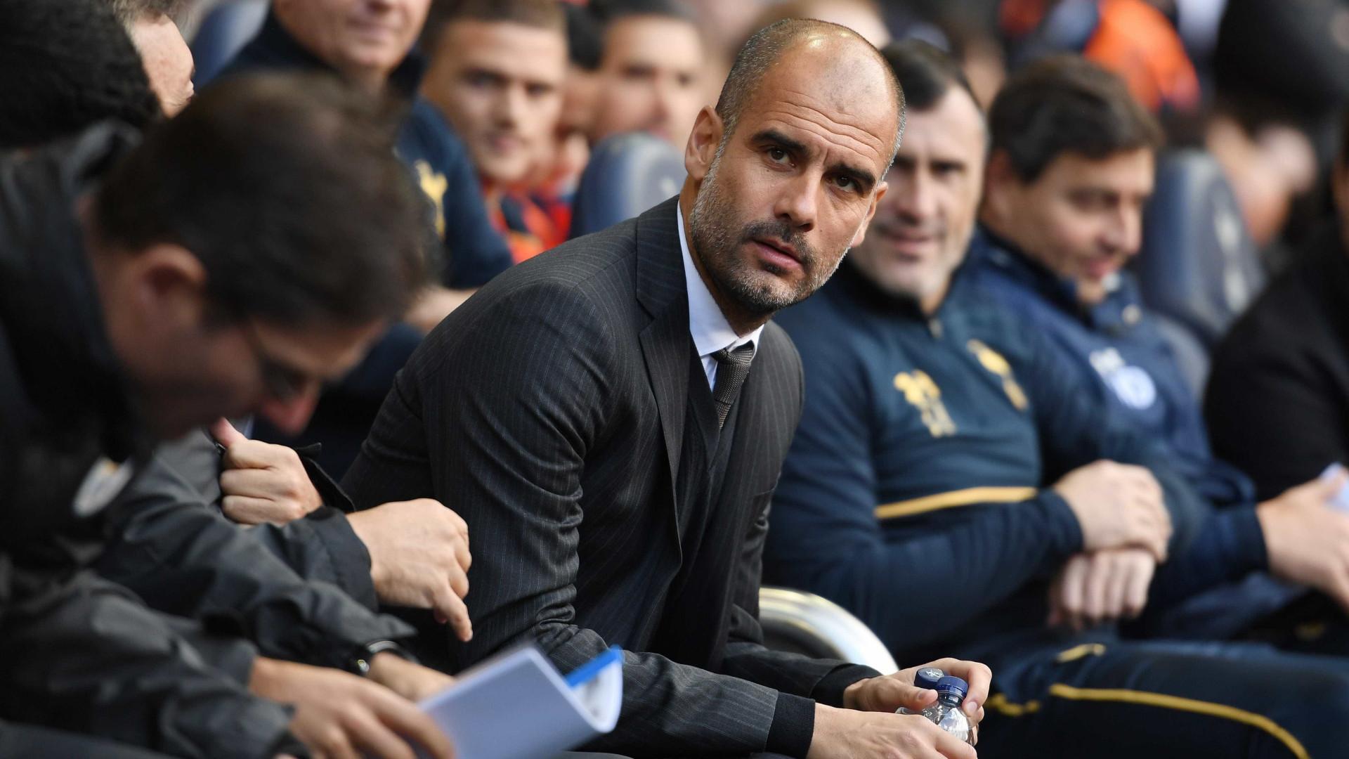 """""""Guardiola vai regressar ao Barça para quê? Para apanhar bolas?"""""""