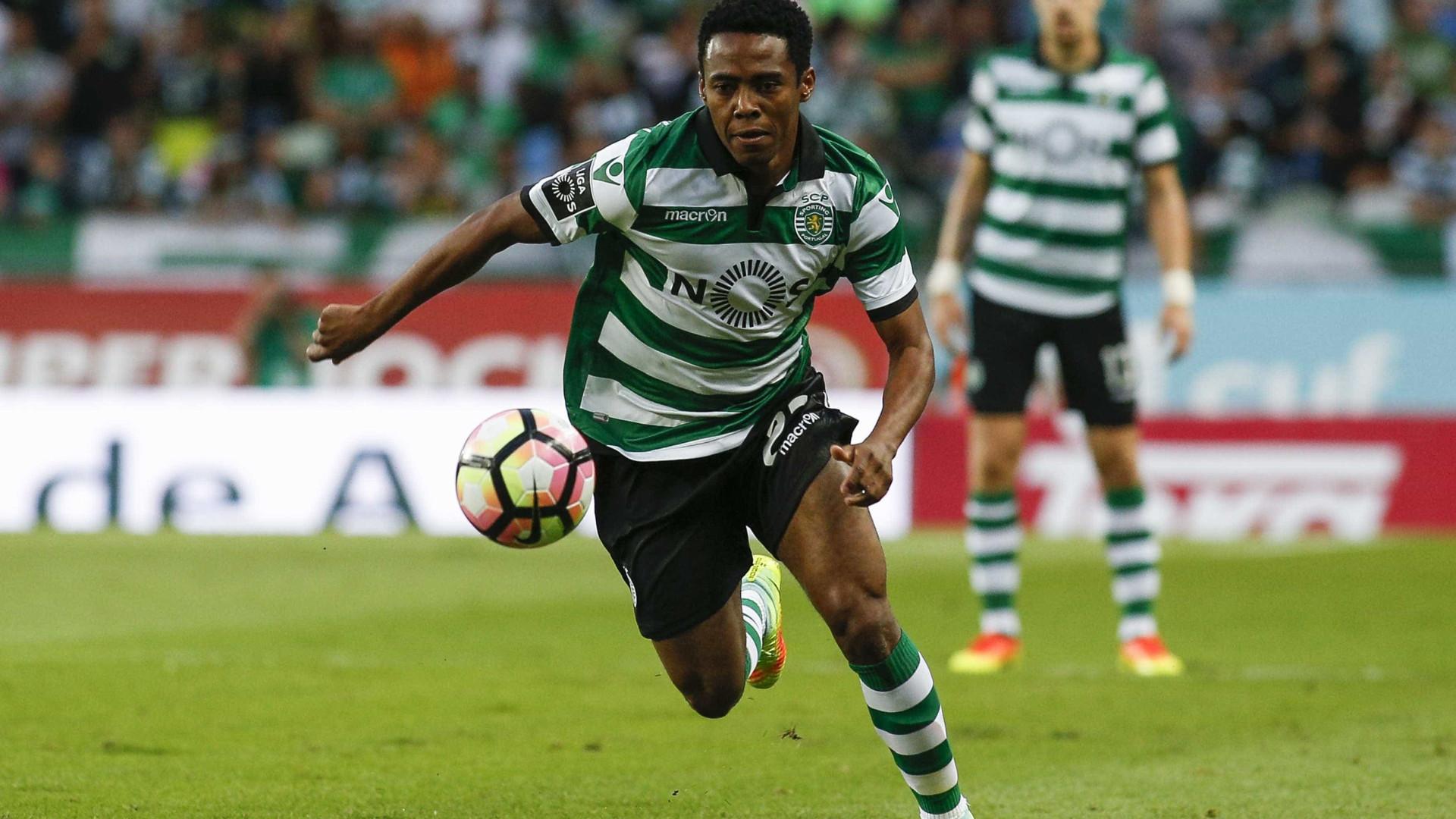 """""""Jesus já queria contar comigo no Benfica"""""""