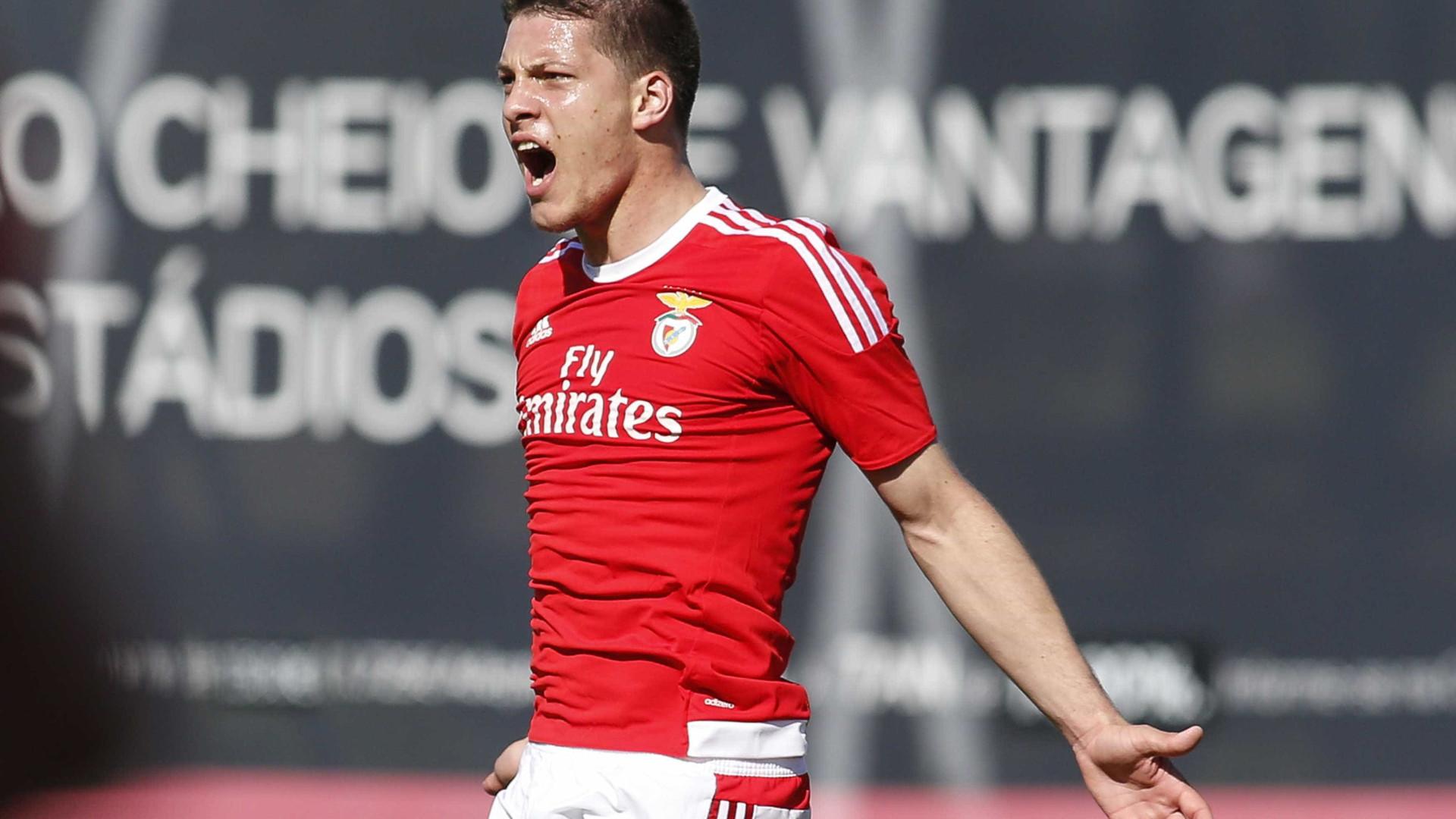 Benfica vai colocar Jovic num clube da I Liga