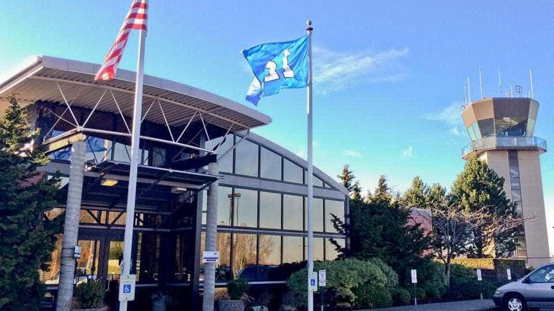 Aeroporto Washington : Notícias ao minuto washington aeroporto de bellingham
