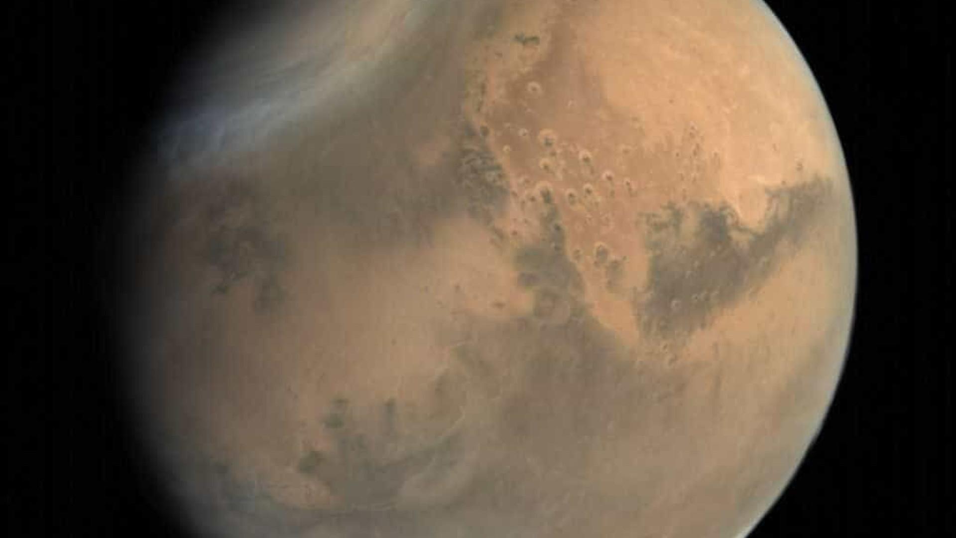 Astronautas expostos a alto nível de radiação em eventual viagem a Marte