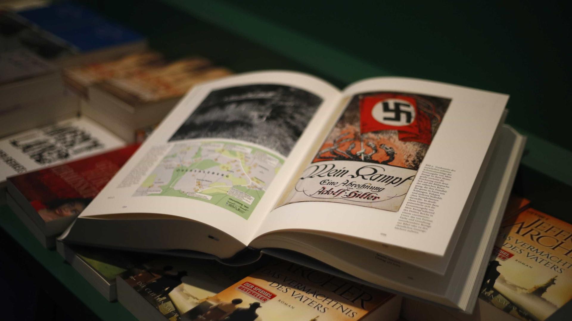 Cinco anos de prisão por fazer saudação nazi na Alemanha