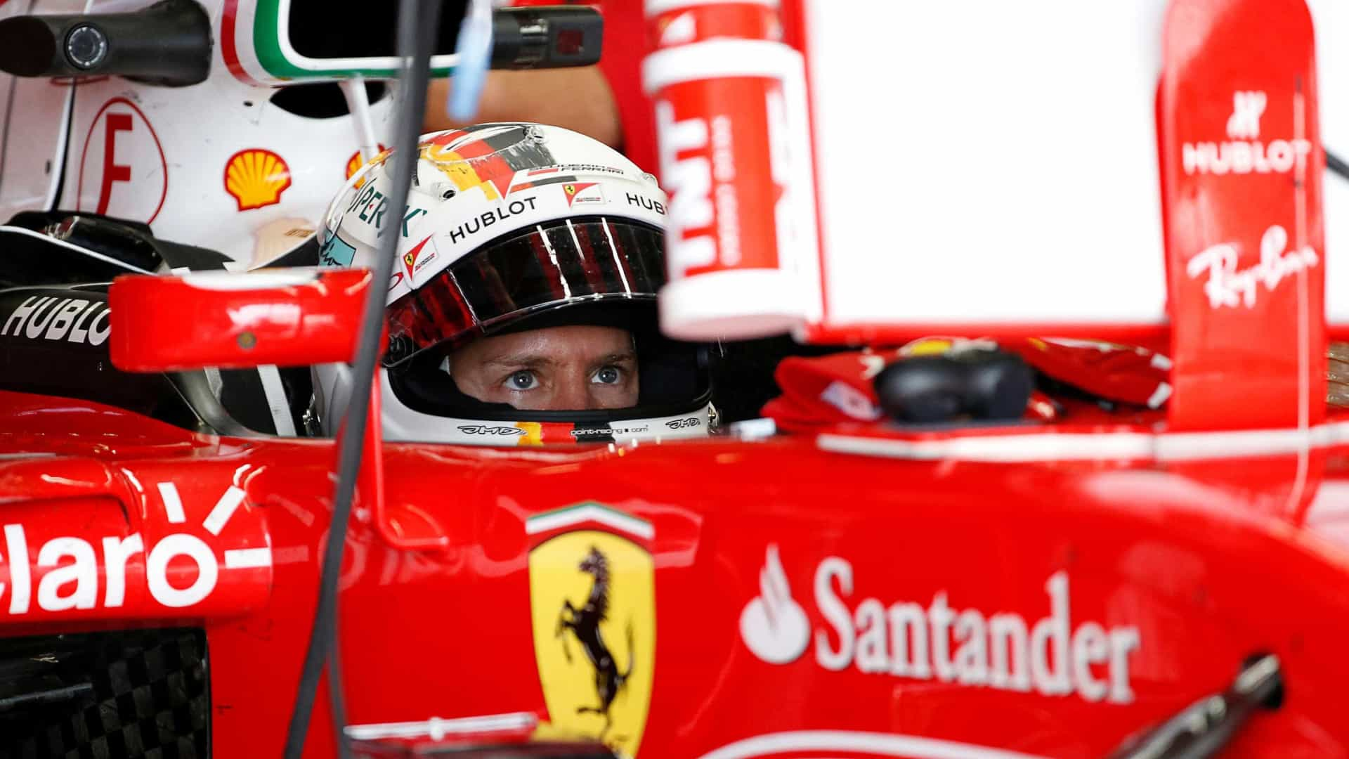 Vettel pode estar em maus lençóis após incidente com Hamilton