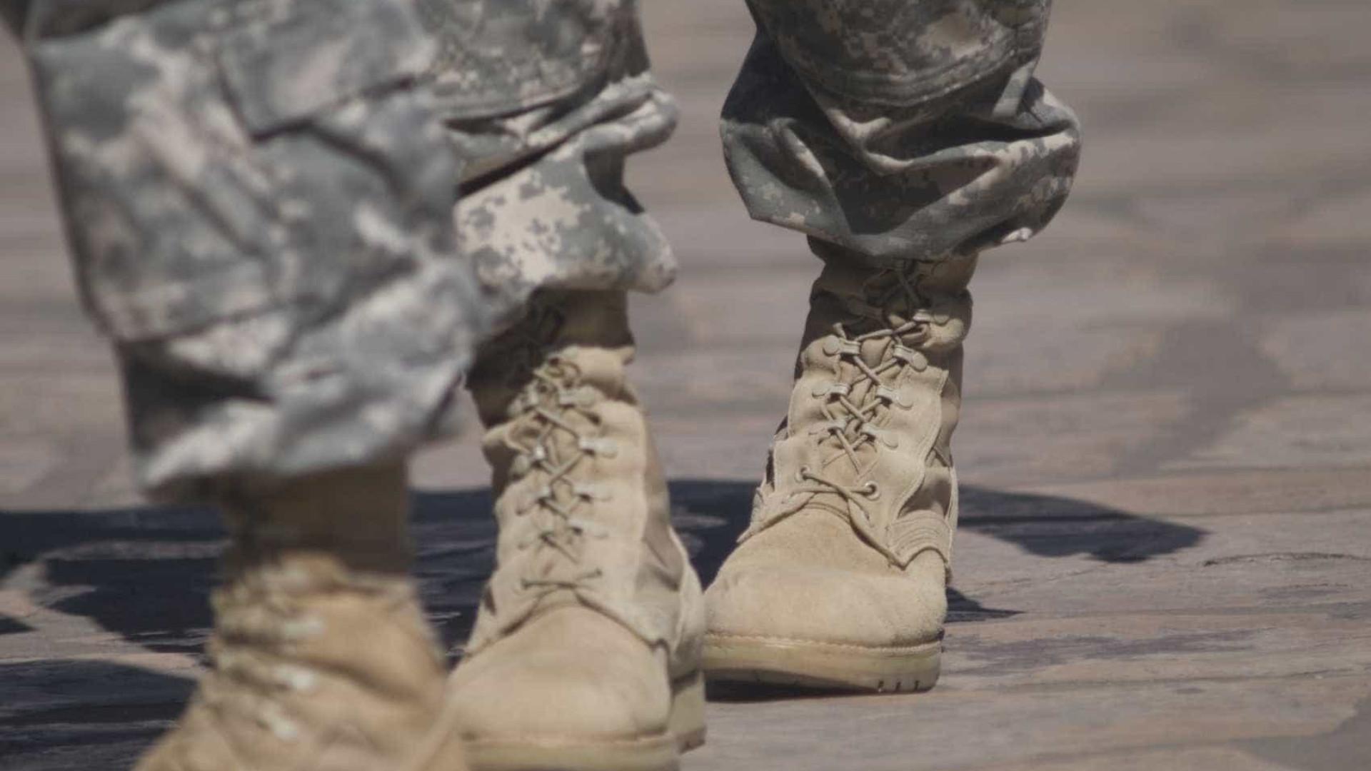 """Militares portugueses """"só registaram histórias positivas"""" no Afeganistão"""
