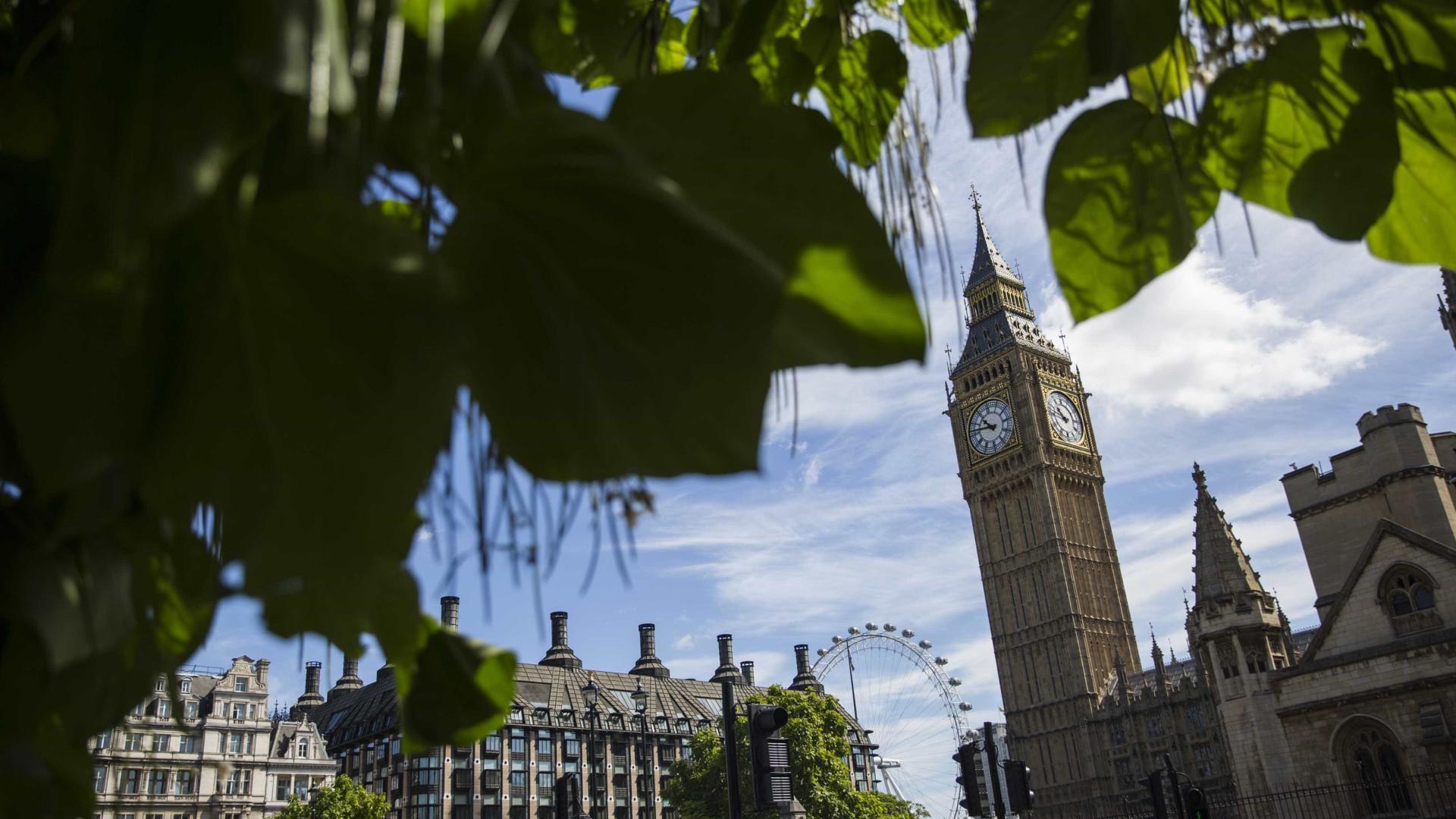 Inflação do Reino Unido sobe máximos de quase 2 anos