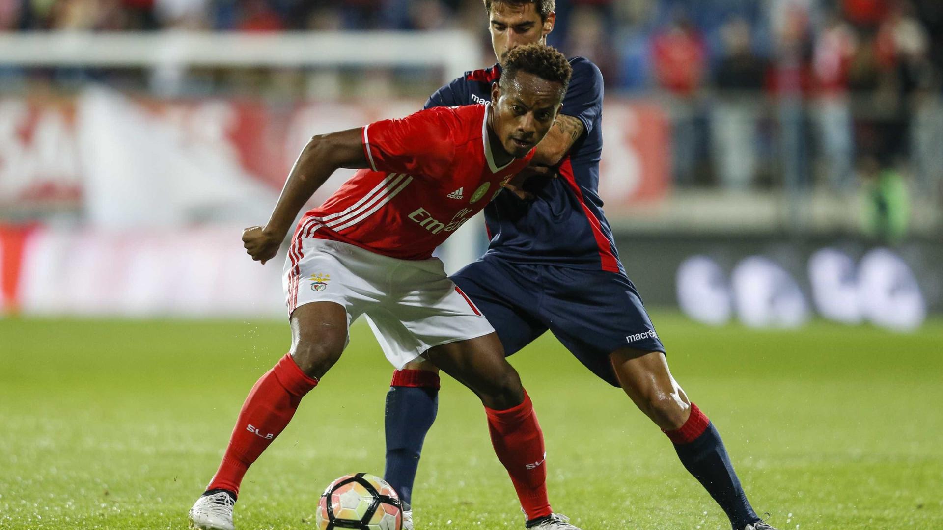Carrillo custou ao Benfica mais de seis milhões de euros