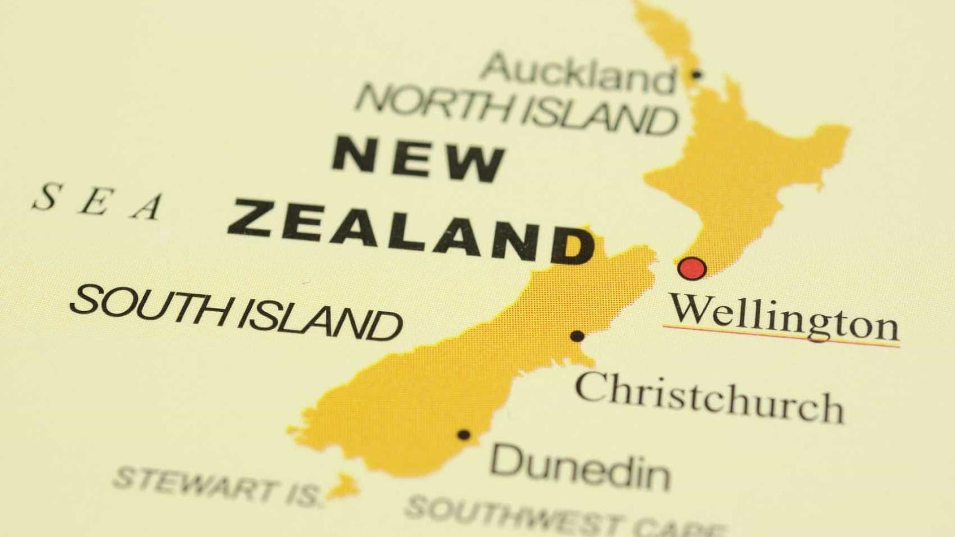 Nova Zelândia autoriza entrada de navio dos EUA ao fim de três décadas