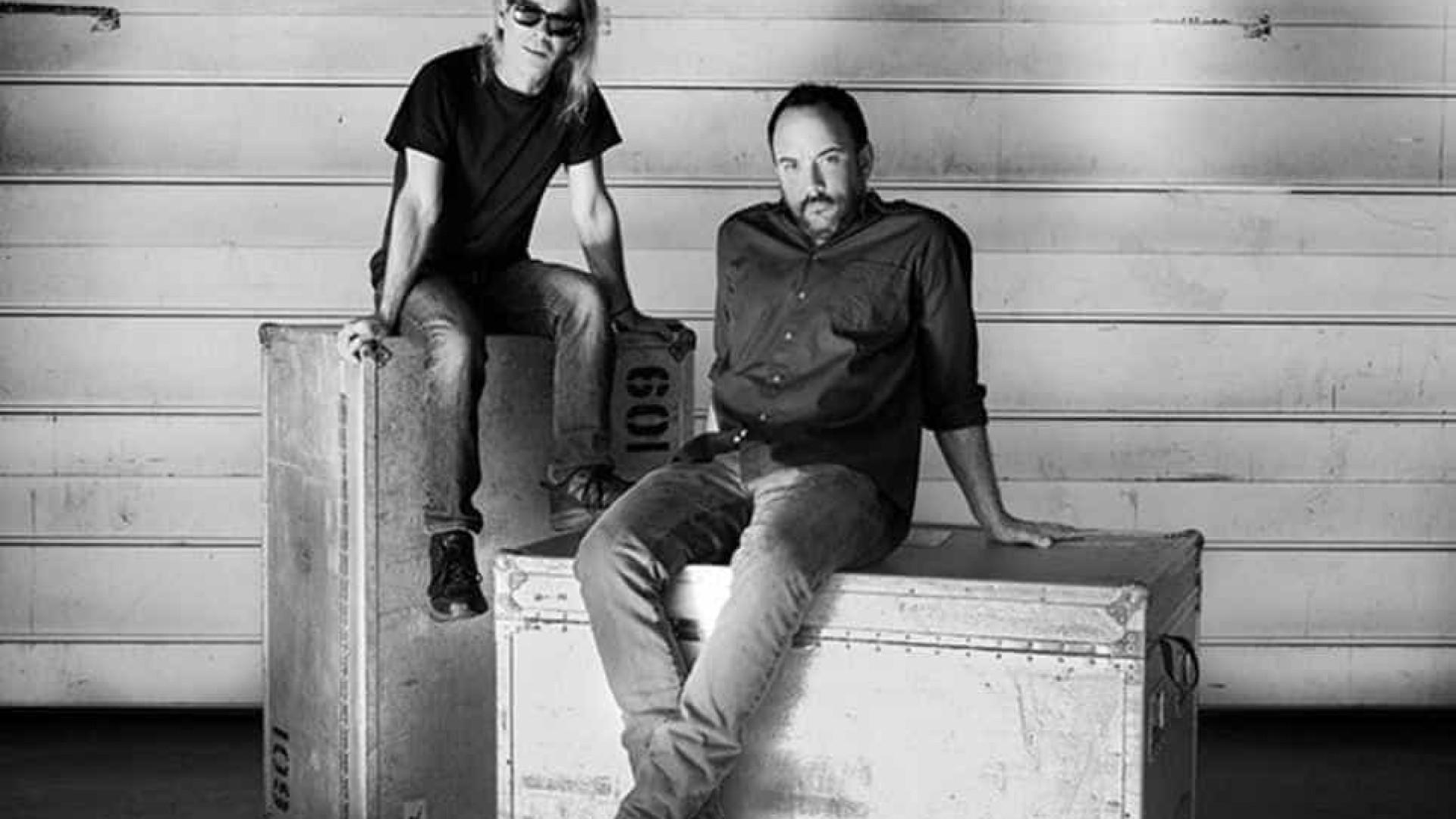 Dave Matthews & Tim Reynolds atuam nos Coliseus