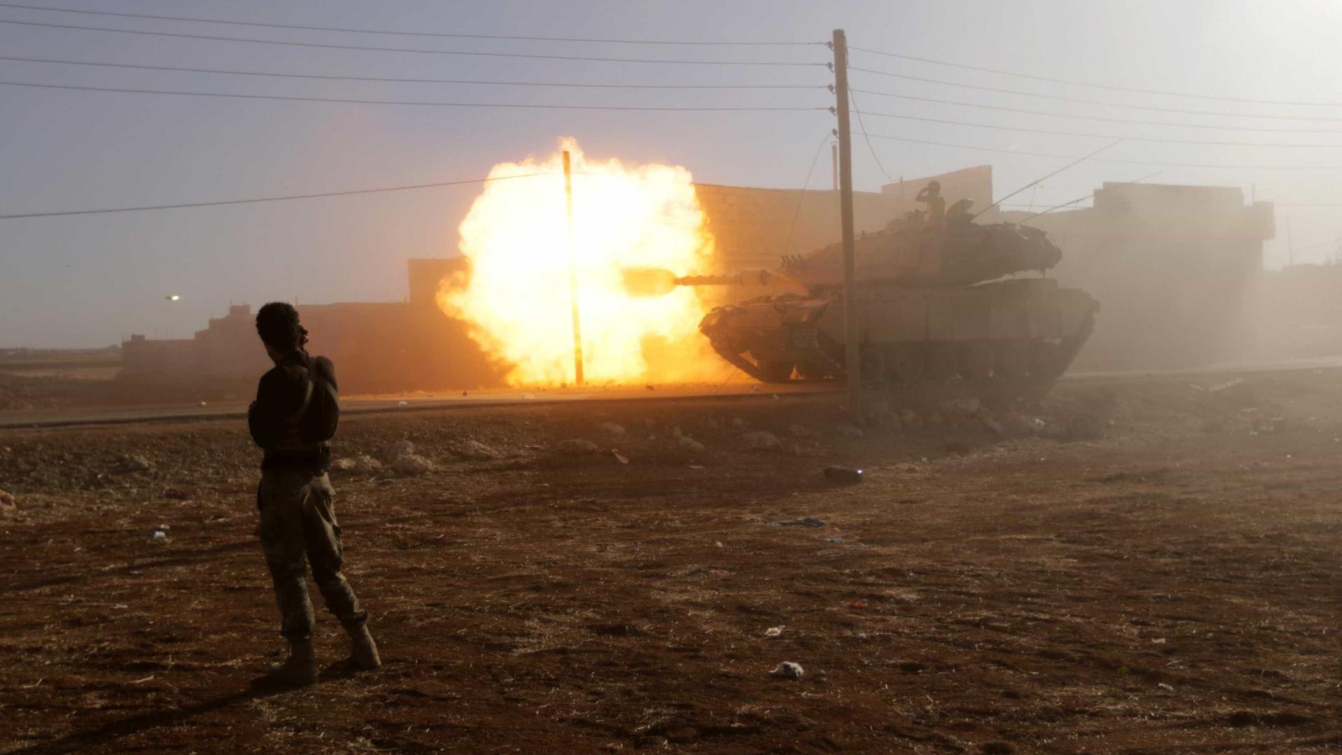 Bombardeamentos contra Alepo suspensos por 48 horas