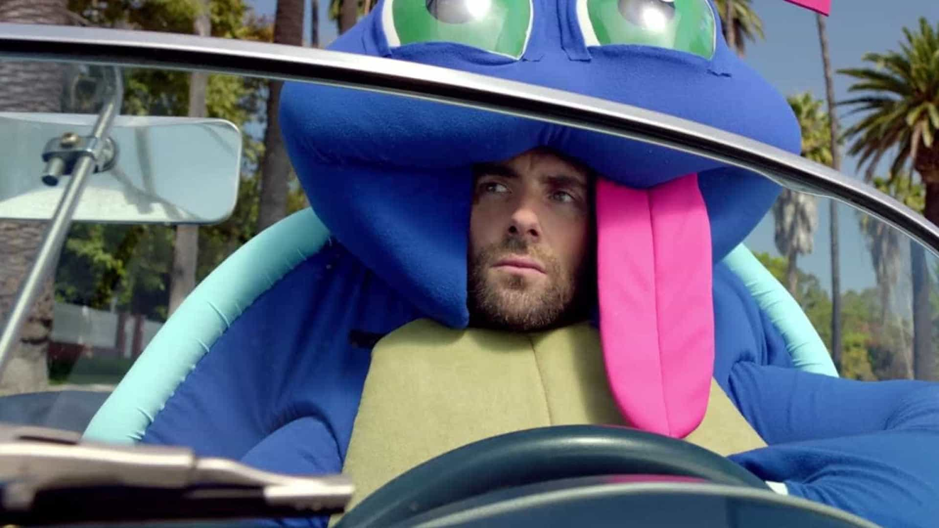Maroon 5 com novo vídeo para 'Don't Wanna Know'