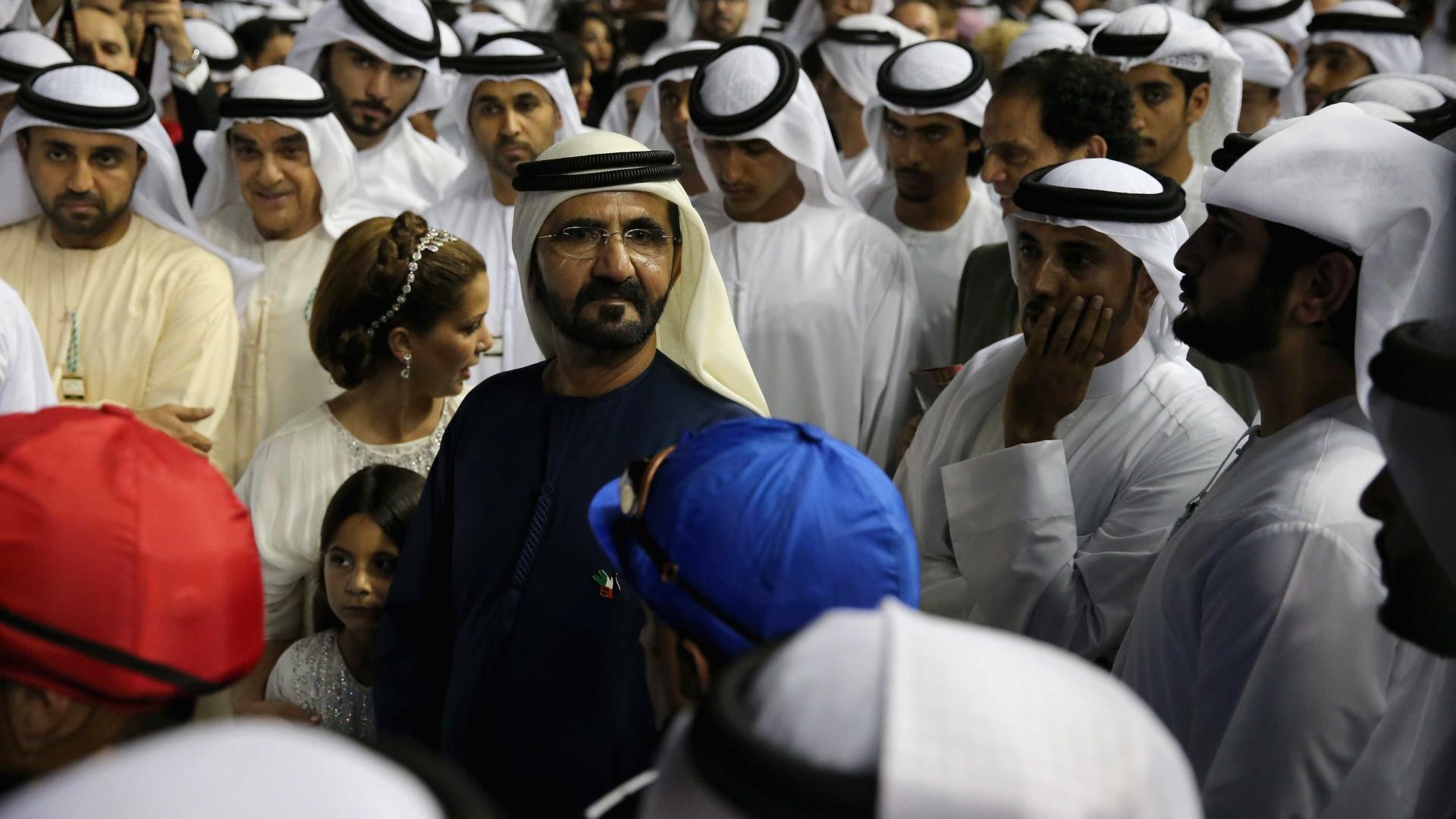 Príncipe do Dubai dá (uma grande) ajuda a vítimas do furação Matthew
