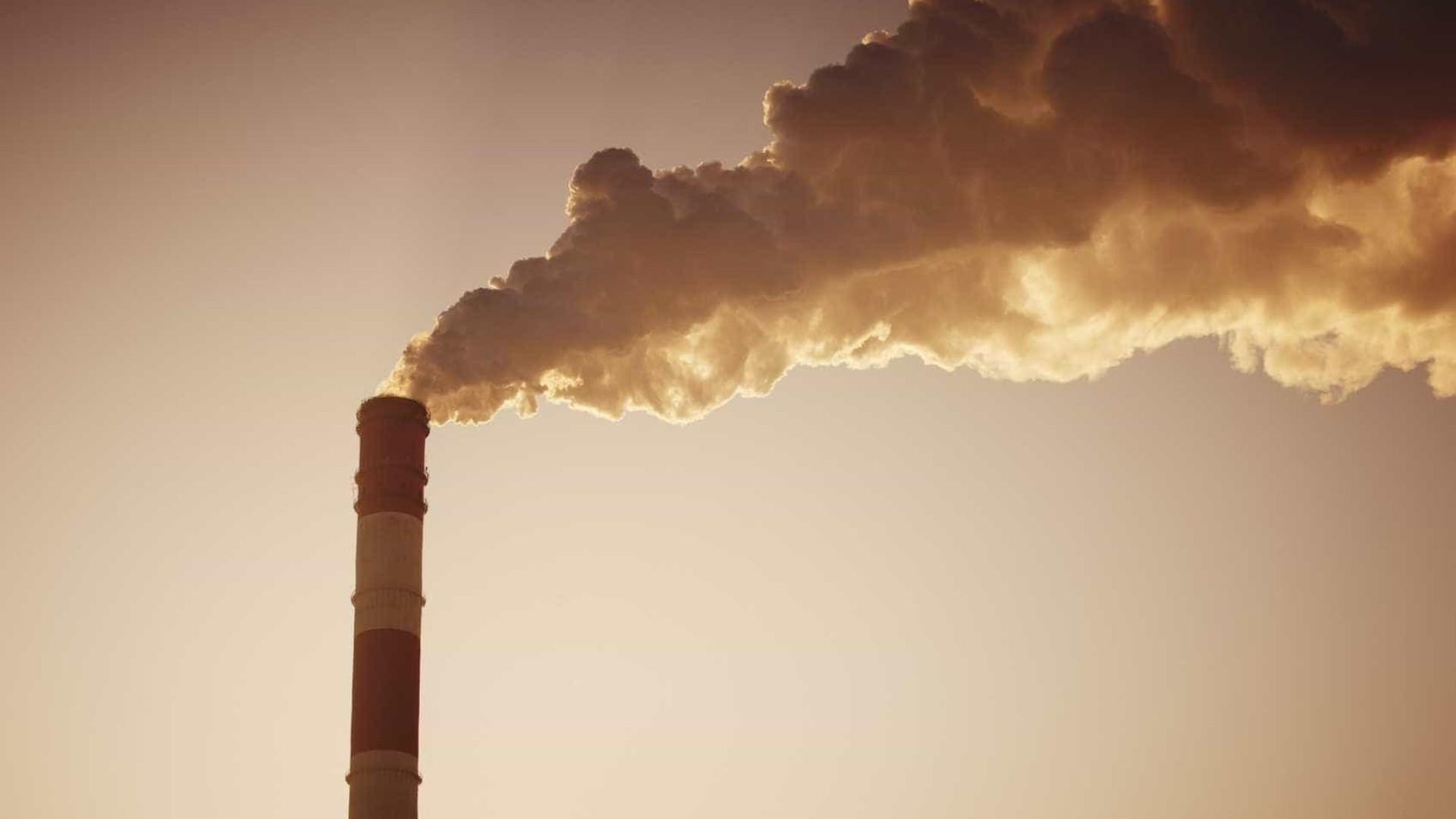 Potencial de aquecimento global em Portugal desceu em 2014