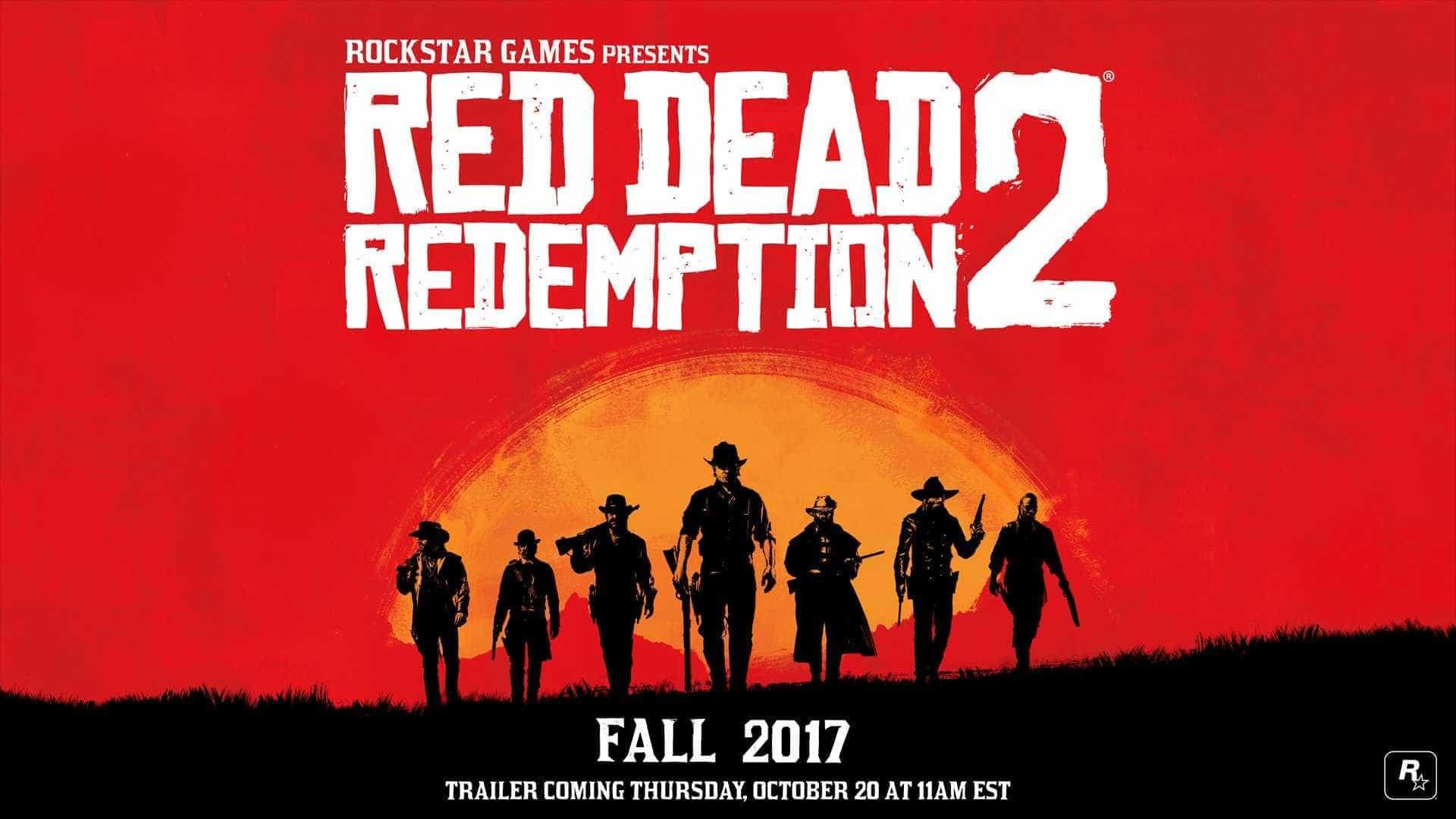 É oficial. 'Red Dead Redemption 2' está a caminho